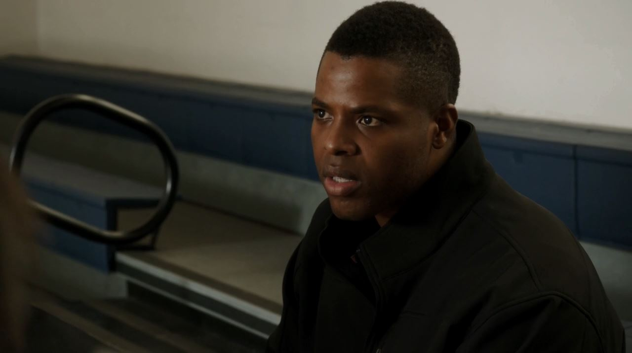 Winston Duke as Dominic. Person of Interest Point of Origin Review