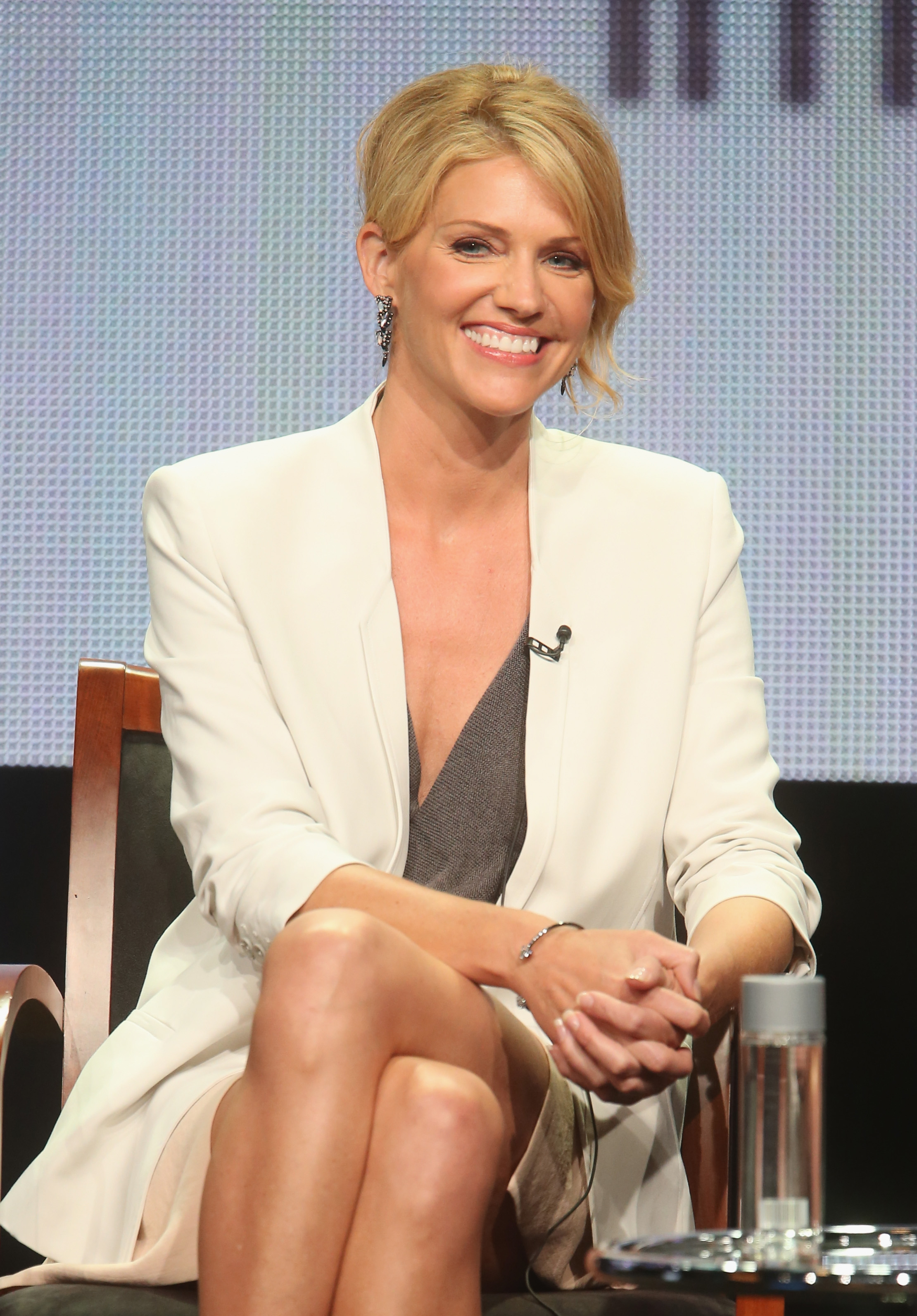 Tricia Helfer to star in Syfy's Ascension