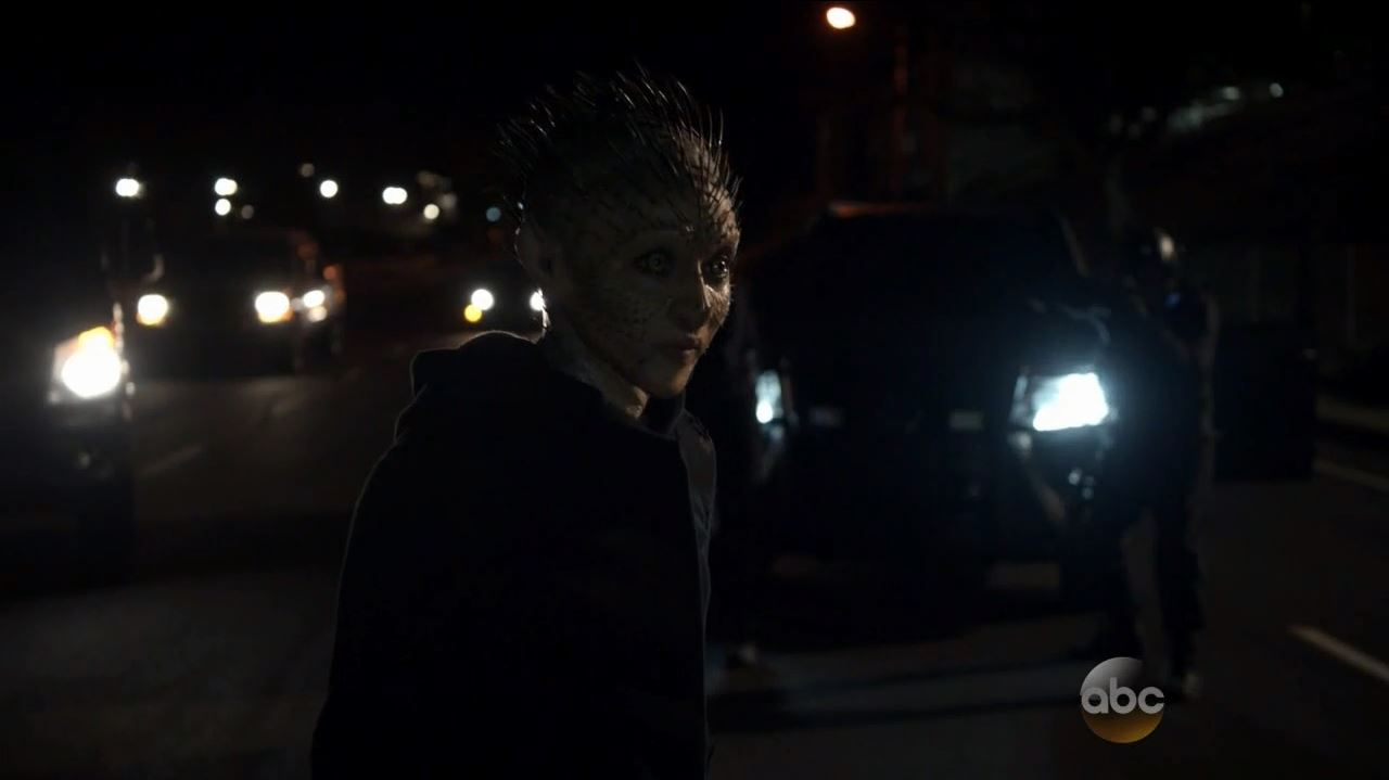 Agents of SHIELD S2Ep11 Aftershocks Review. Transformed Raina
