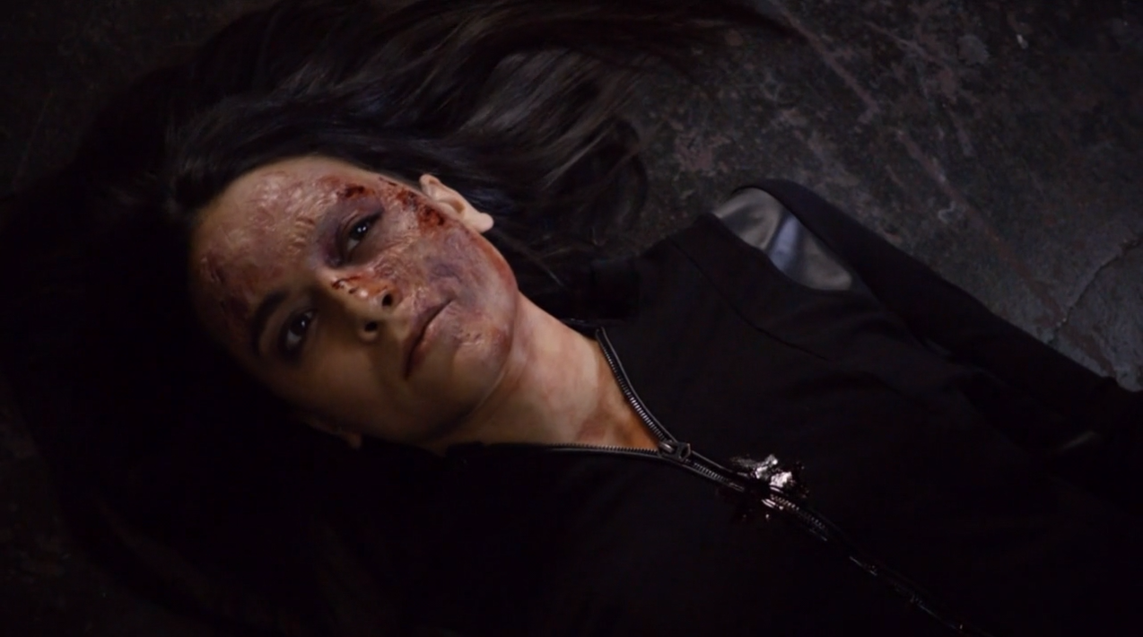 Agent 33 killed by Grant Ward. Agents Of SHIELD Season 2 Finale Review