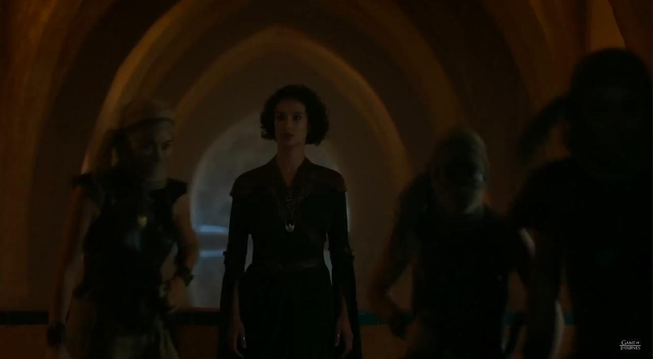 Game of Thrones S5Ep6 Elaria Sand