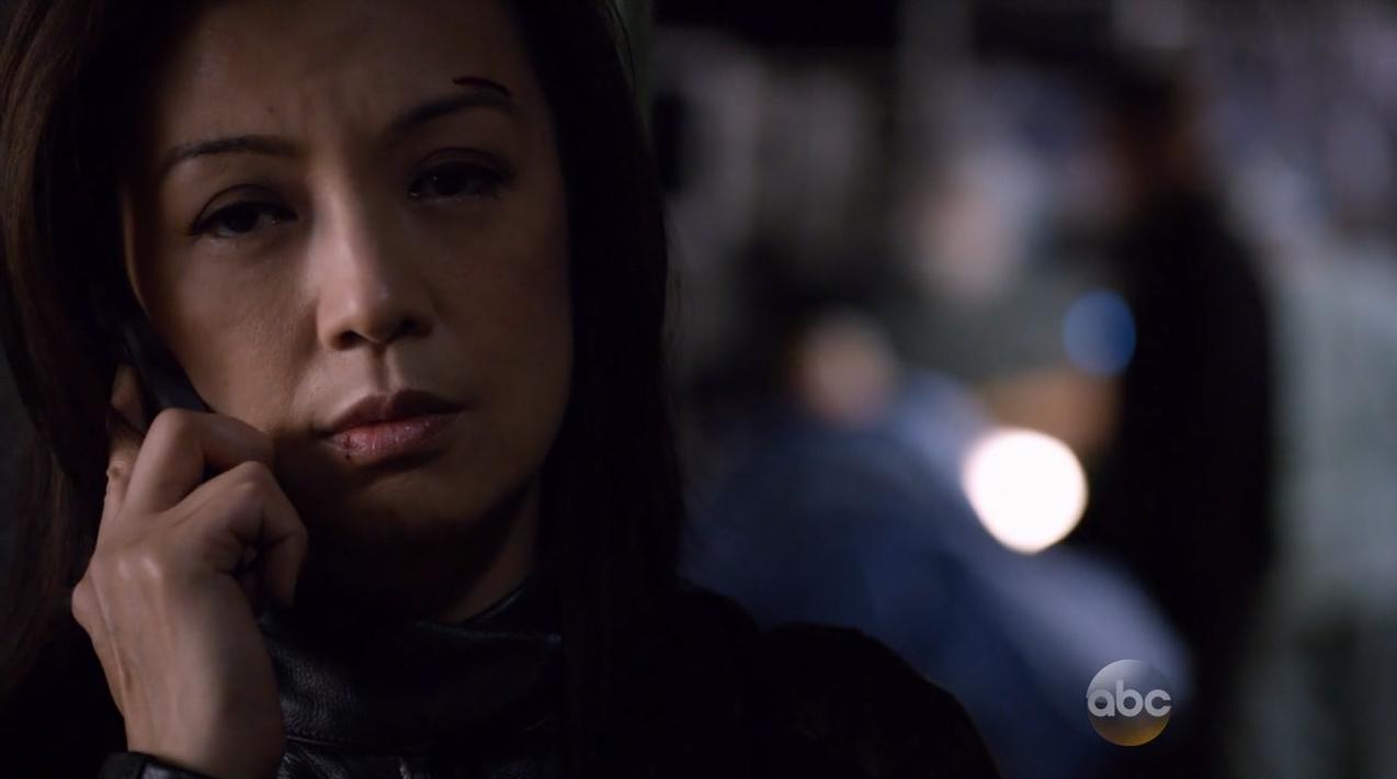 Ming Na Wen as Melinda May. Agents Of SHIELD Season 2 Finale Review.