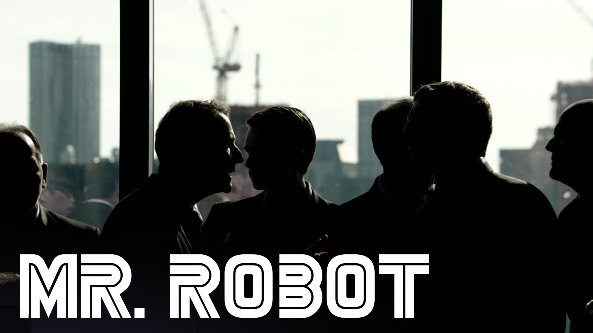 Mr. Robot Preview. Global Conspiracy