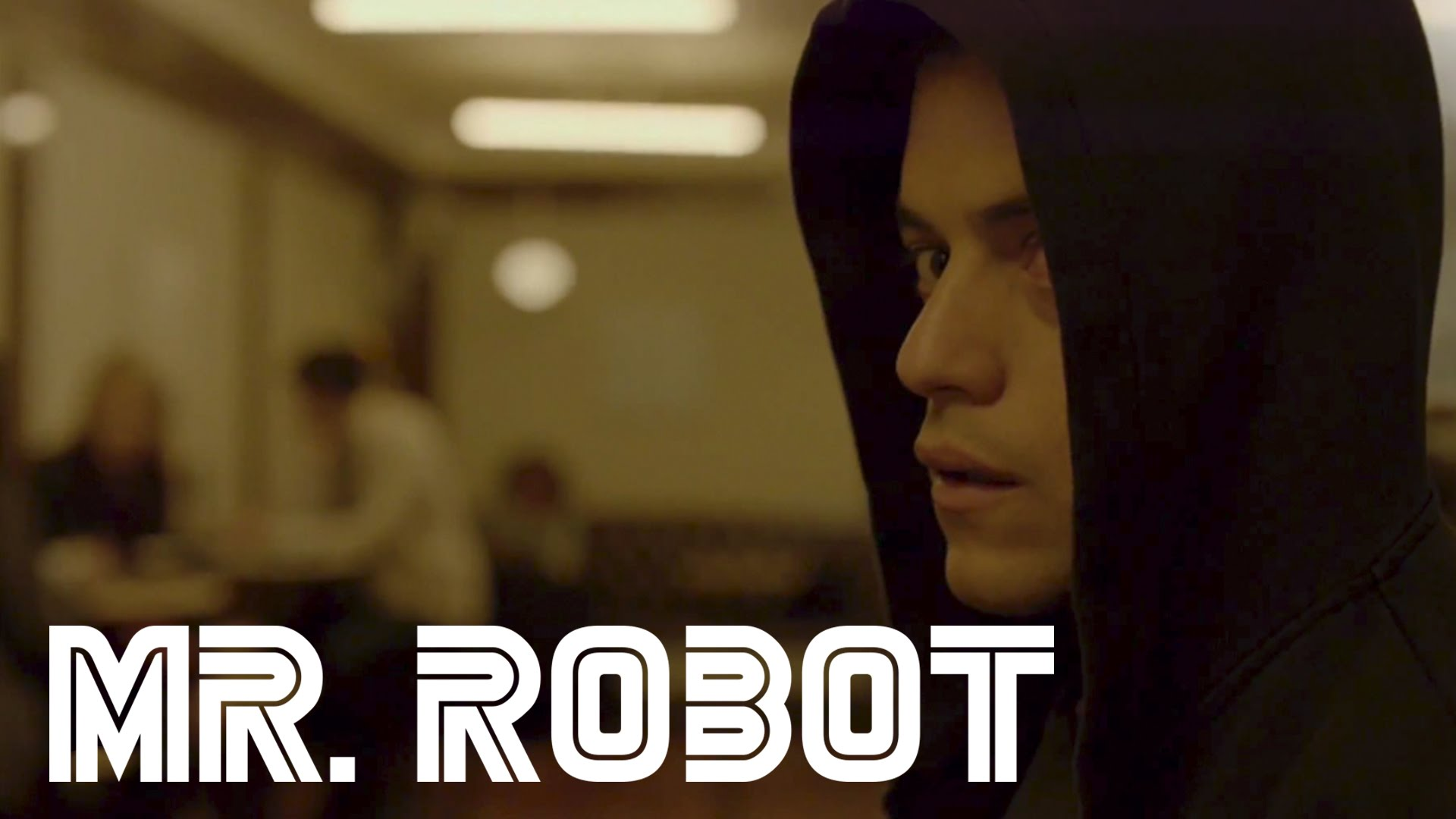Mr. Robot Preview. Rami Malek as Elliot.