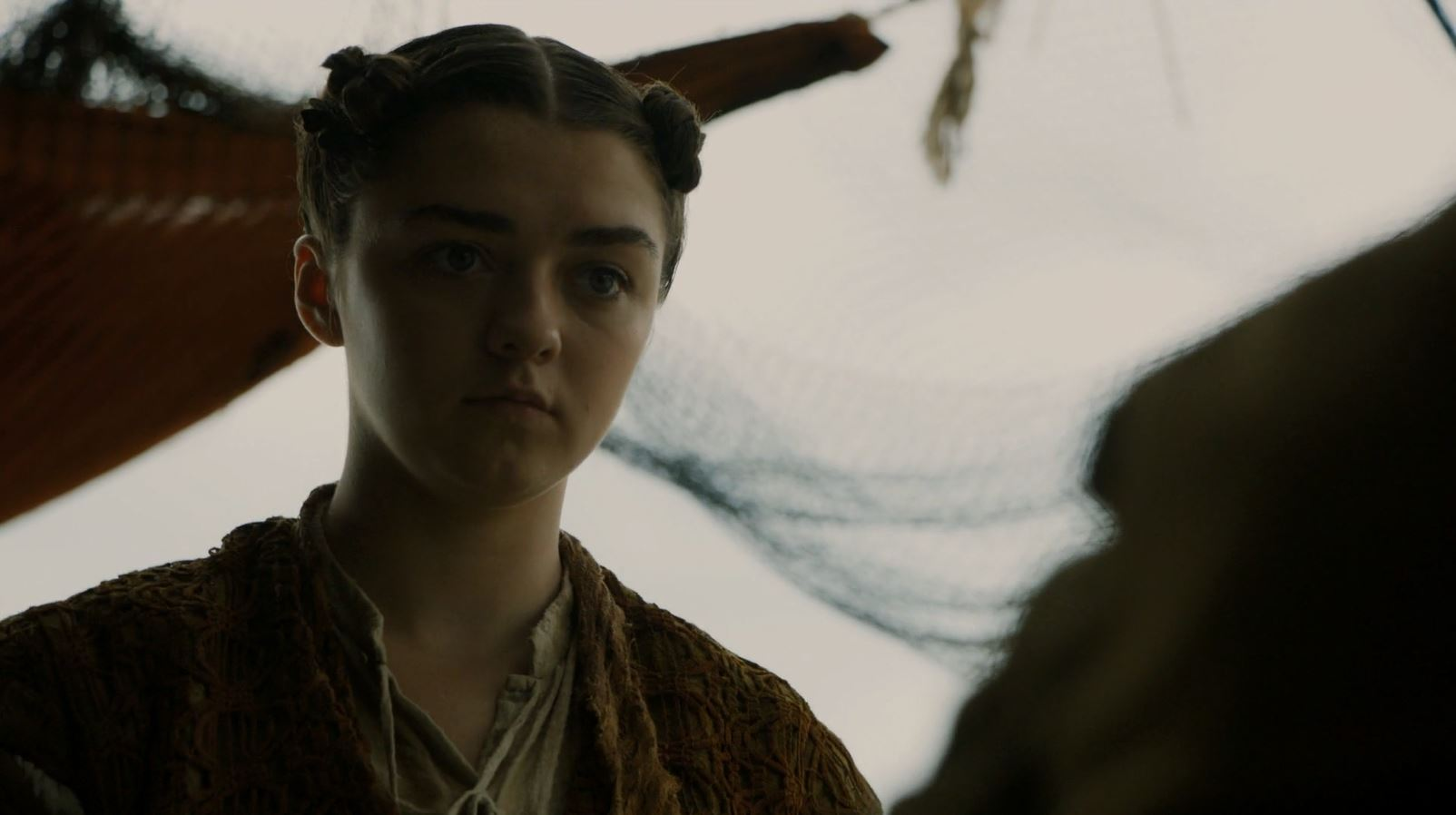 Arya in Braavos. Game of Thrones S5Ep8 Hardhome Review