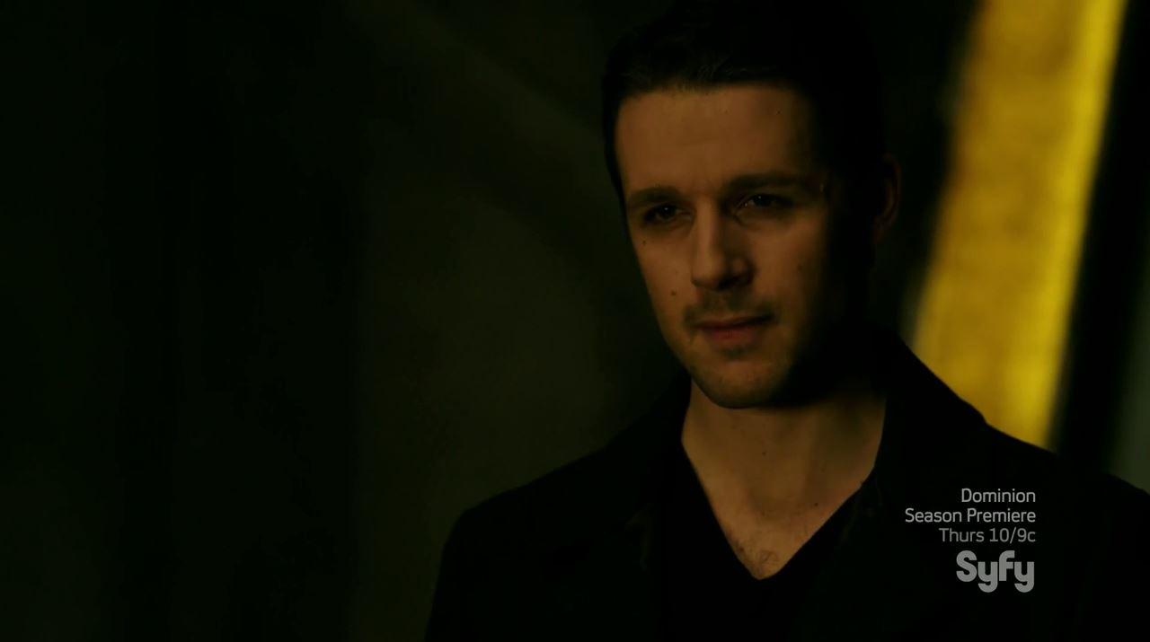 Marc Bendavid as the real Jace Corso. Dark Matter Episode 4 Review