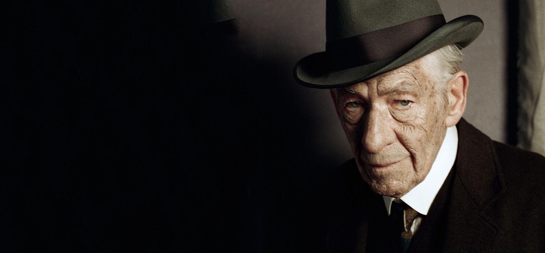 Mr. Holmes movie starring Ian McKellen