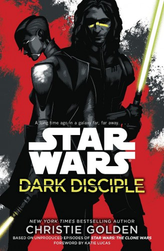 Star Wars Dark Disciple Review + Giveaway
