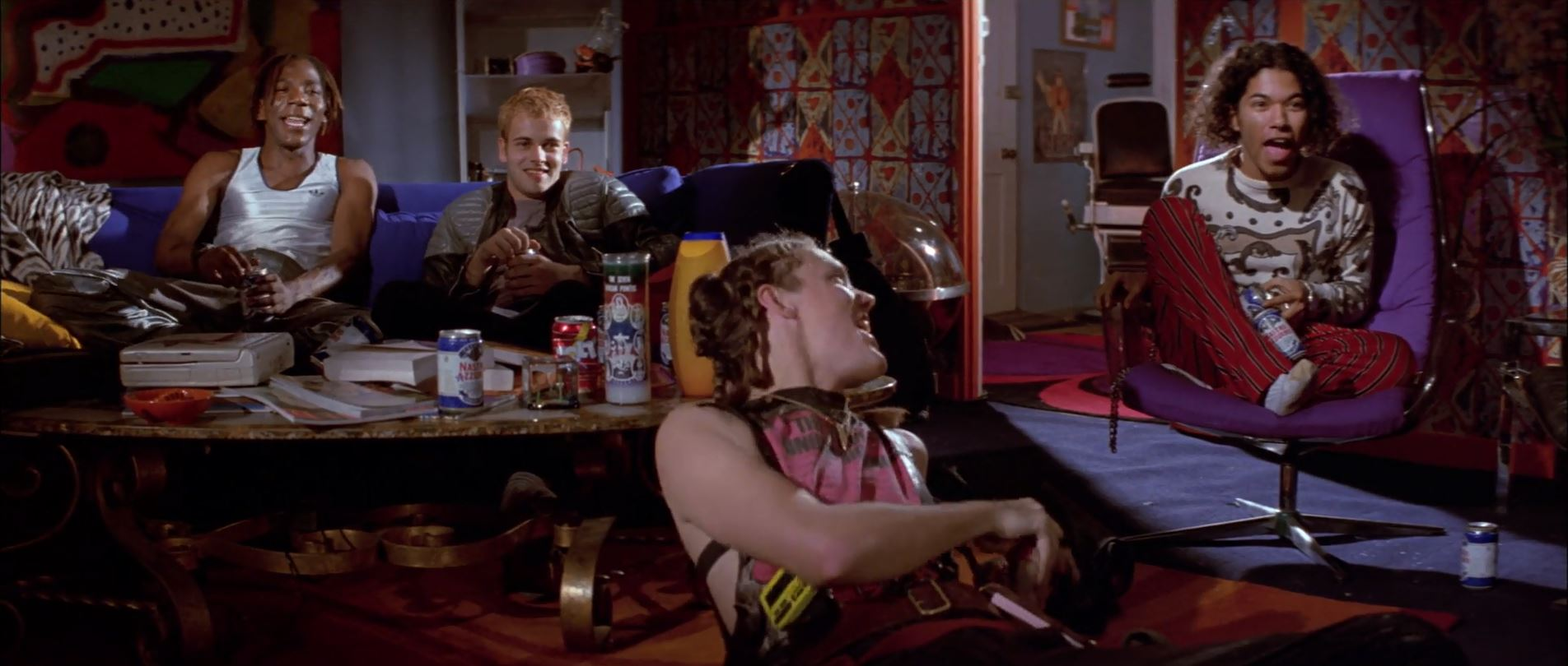 Hack the planet. Hackers 20th Anniversary Edition Blu-Ray Review