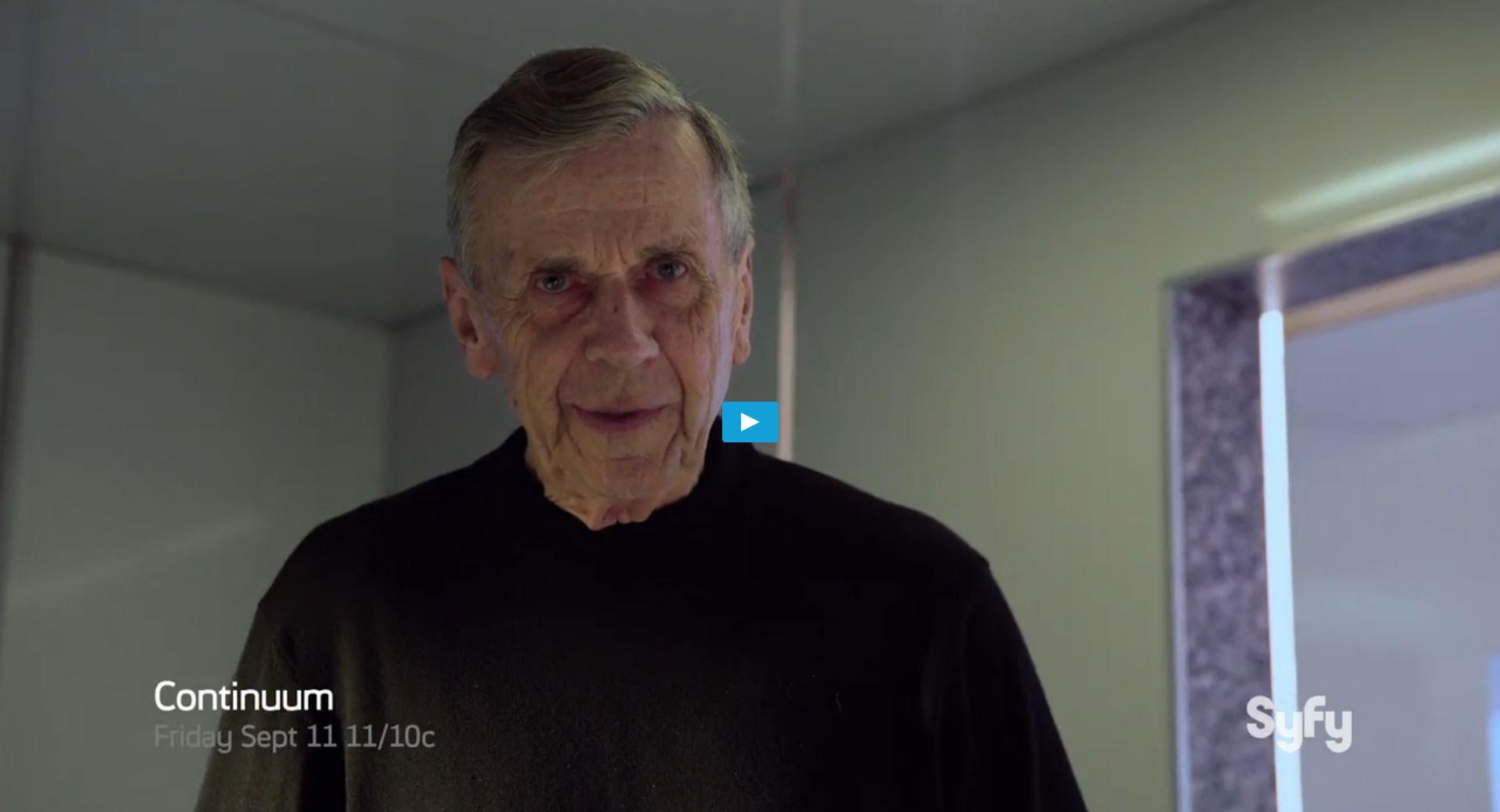 William B. Davis in Continuum Season 4 trailer