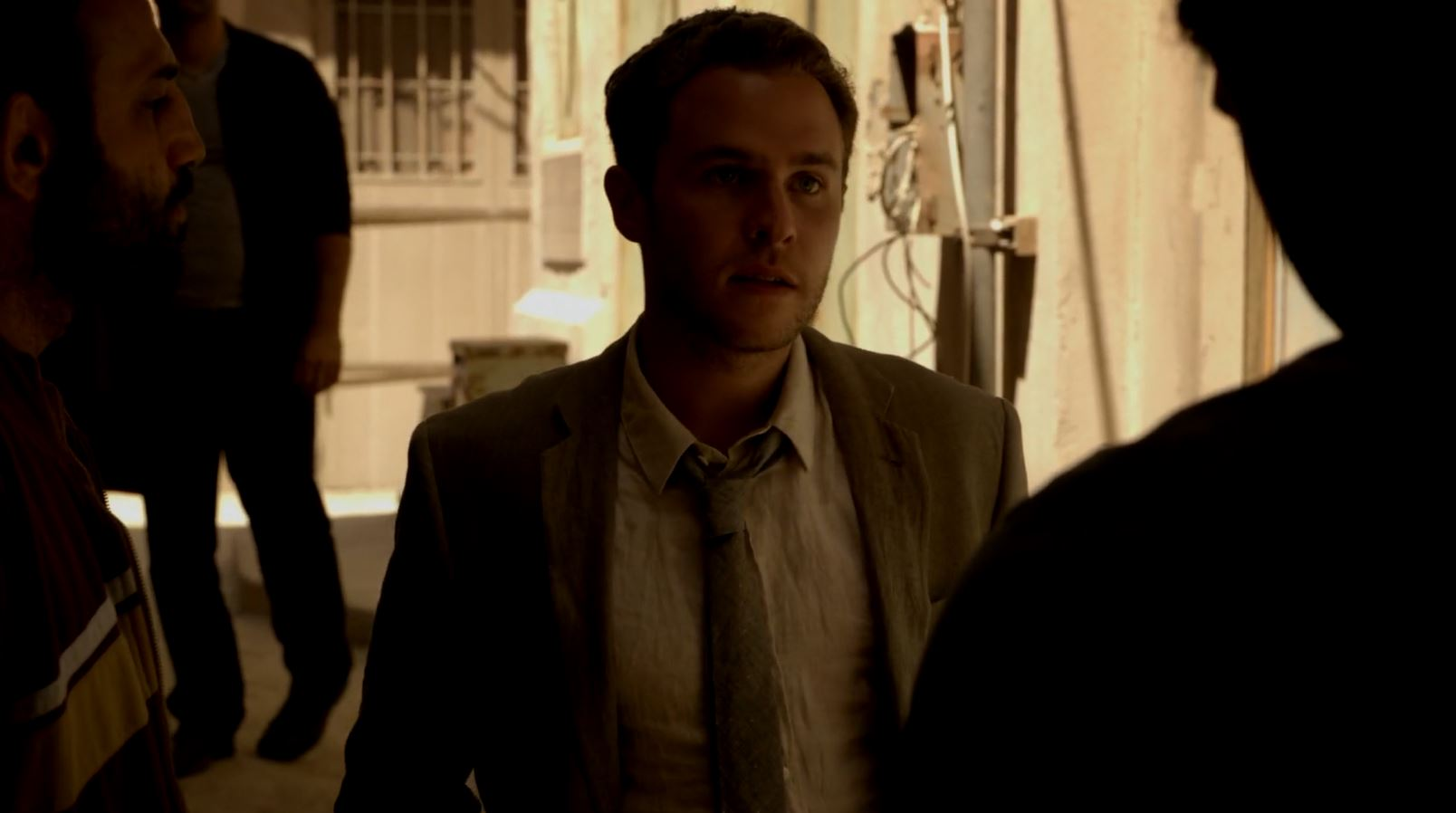 Fitz (Ian De Caestecker). Agents of SHIELD S3Ep1 Laws of Nature Review