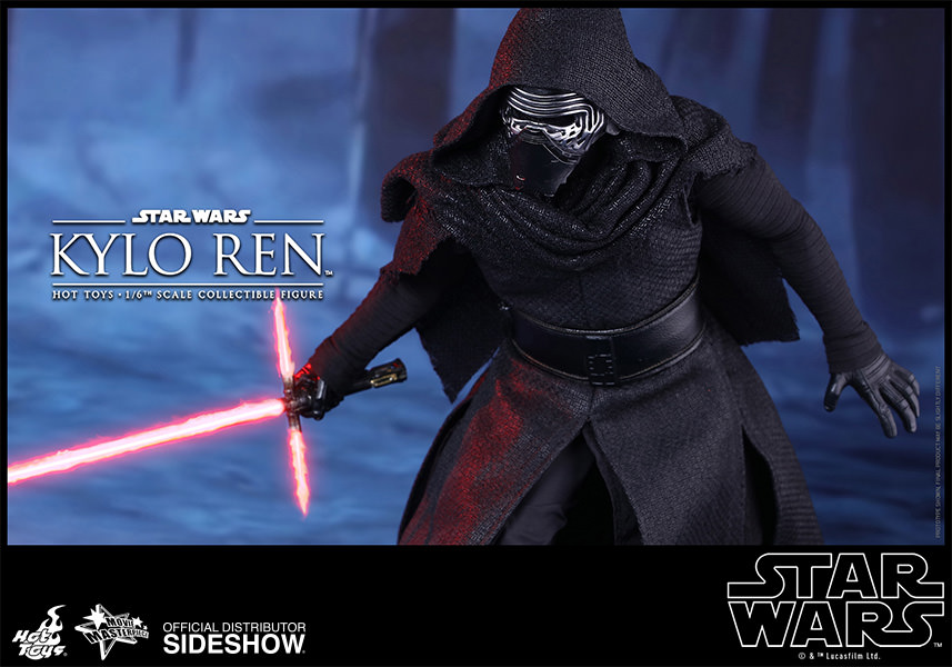 Kylo Ren from Hot Toys