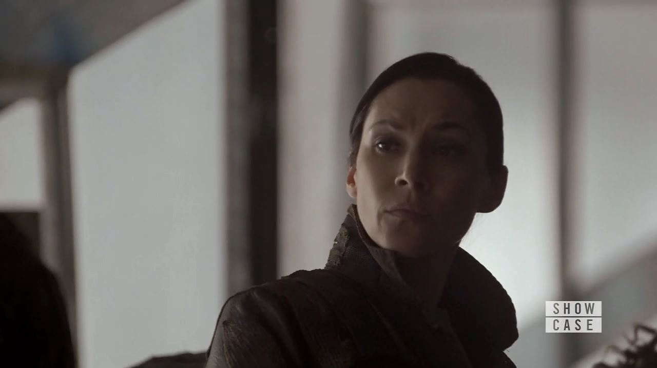 Kyra Zagorsky as Vasquez. Continuum Season 4 Premiere Review