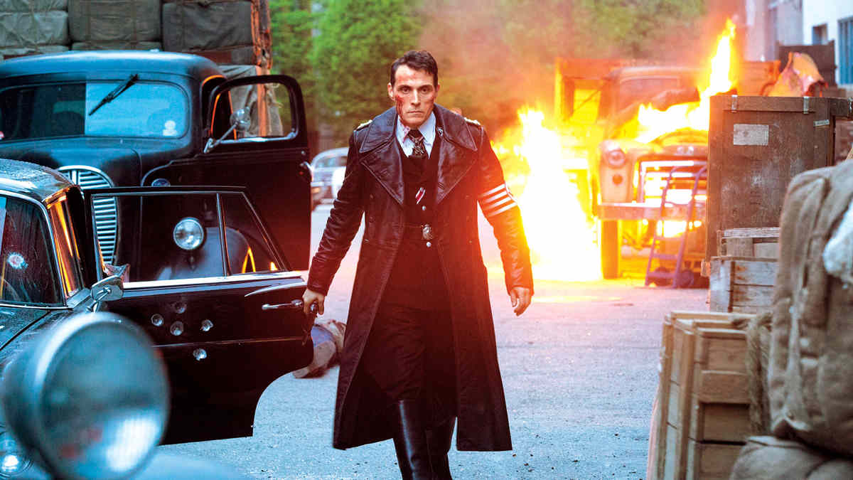 Rufus Sewell as SS Smith in The Man in the High Castle episode 2 'Sunrise' Review.