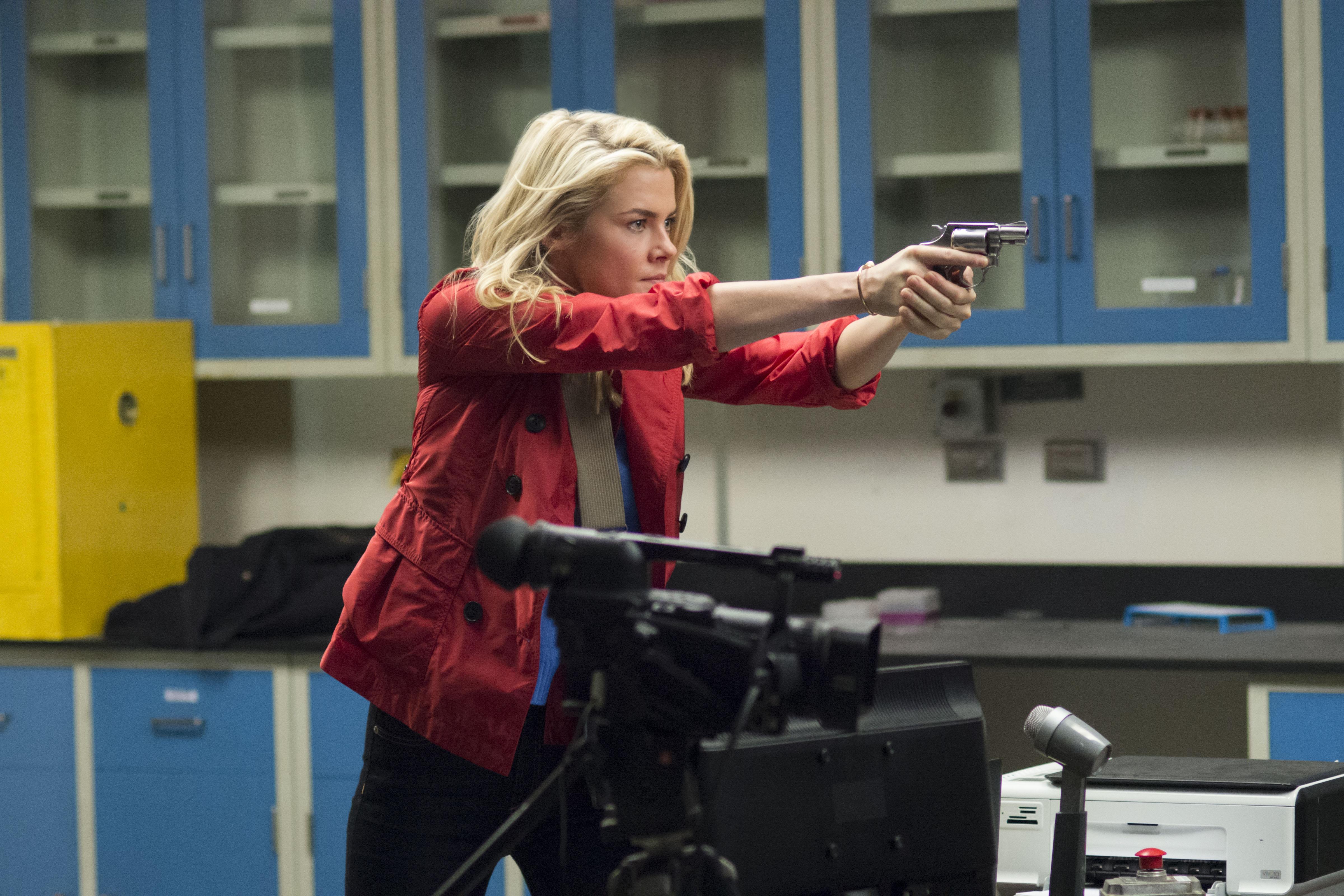 Rachael Taylor as Trish Patsy Walker
