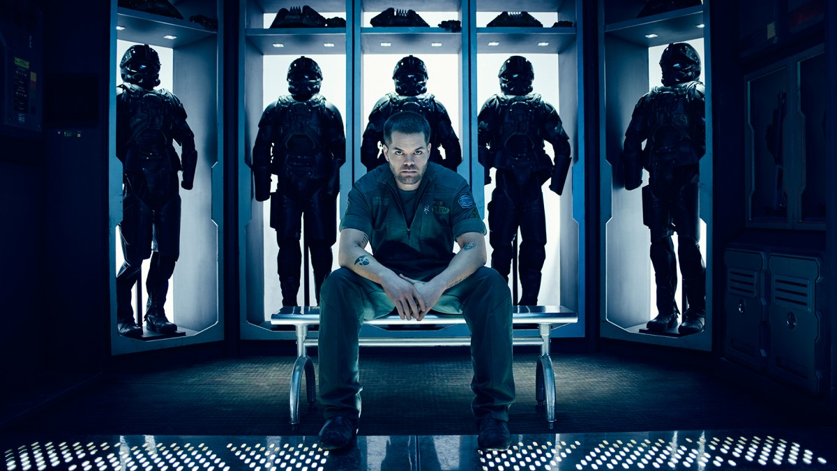 The Expanse - Upcoming Sci-Fi shows in December