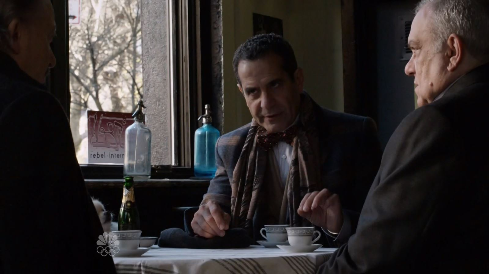 Alistair Pitt makes the deal. The Blacklist S3Ep13 Alistair Pitt Review