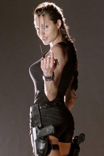 Angelina Jolie to direct Tomb Raider