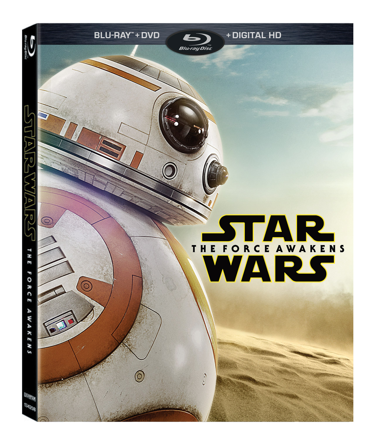 The Force Awakens release Walmart. Force Awakens Blu-Ray release set for early April