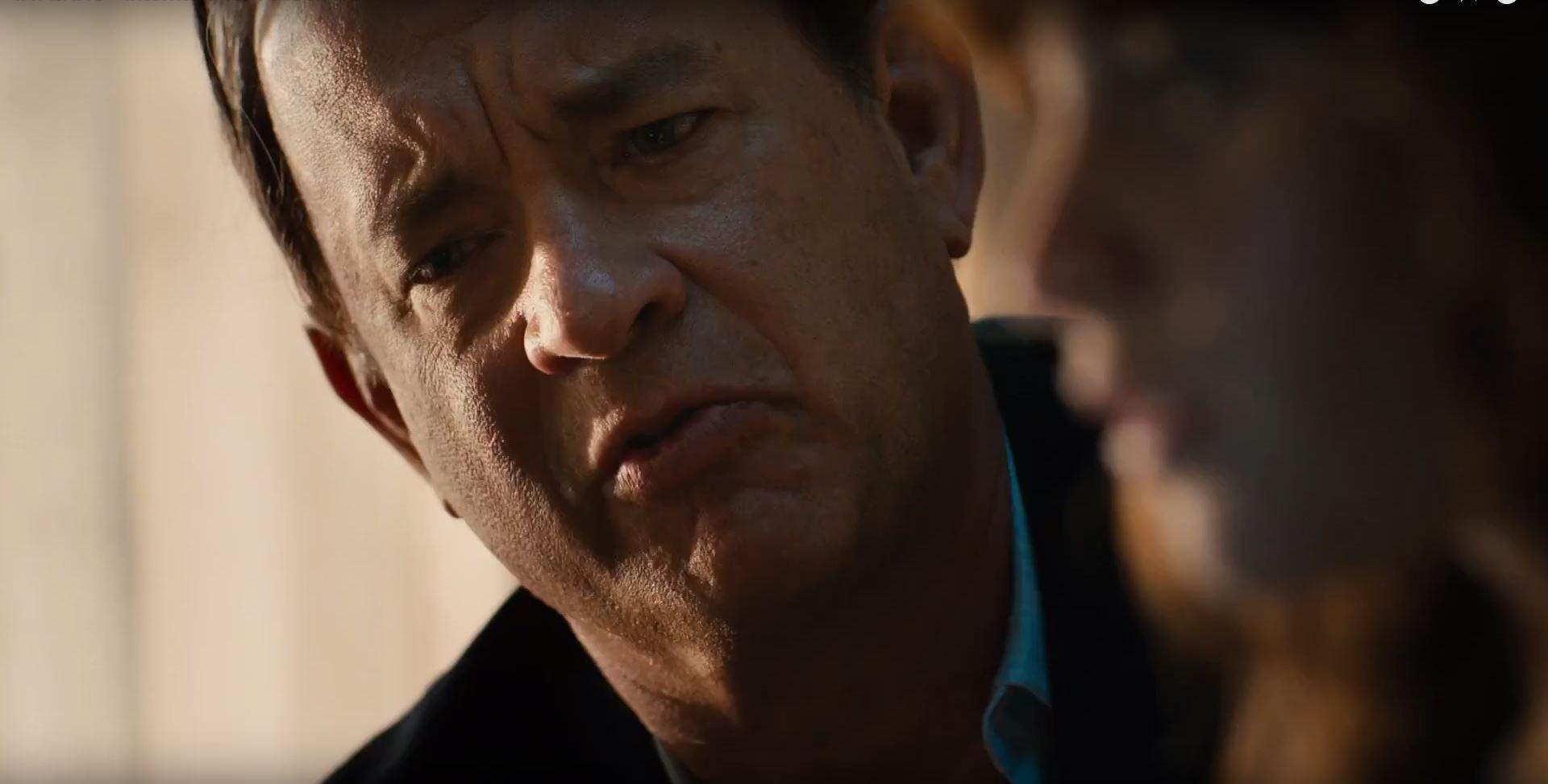 Tom Hanks as Robert Langdon in Inferno Teaser
