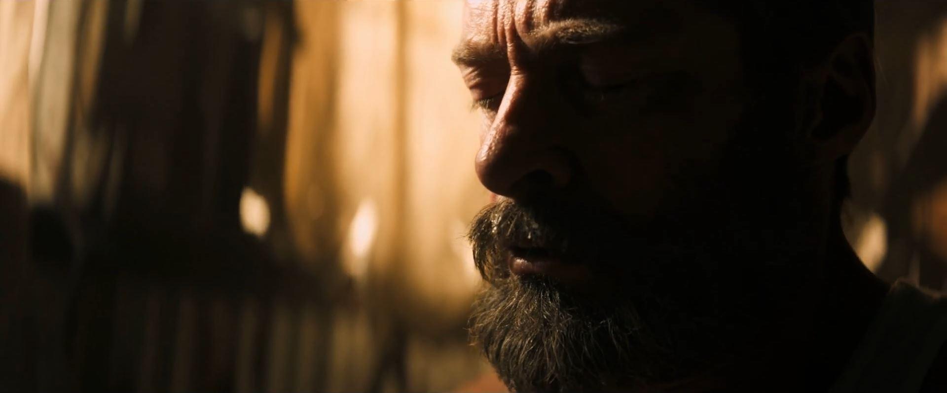 Hugh Jackman as Wolverine in Logan - Super Bowl Trailers