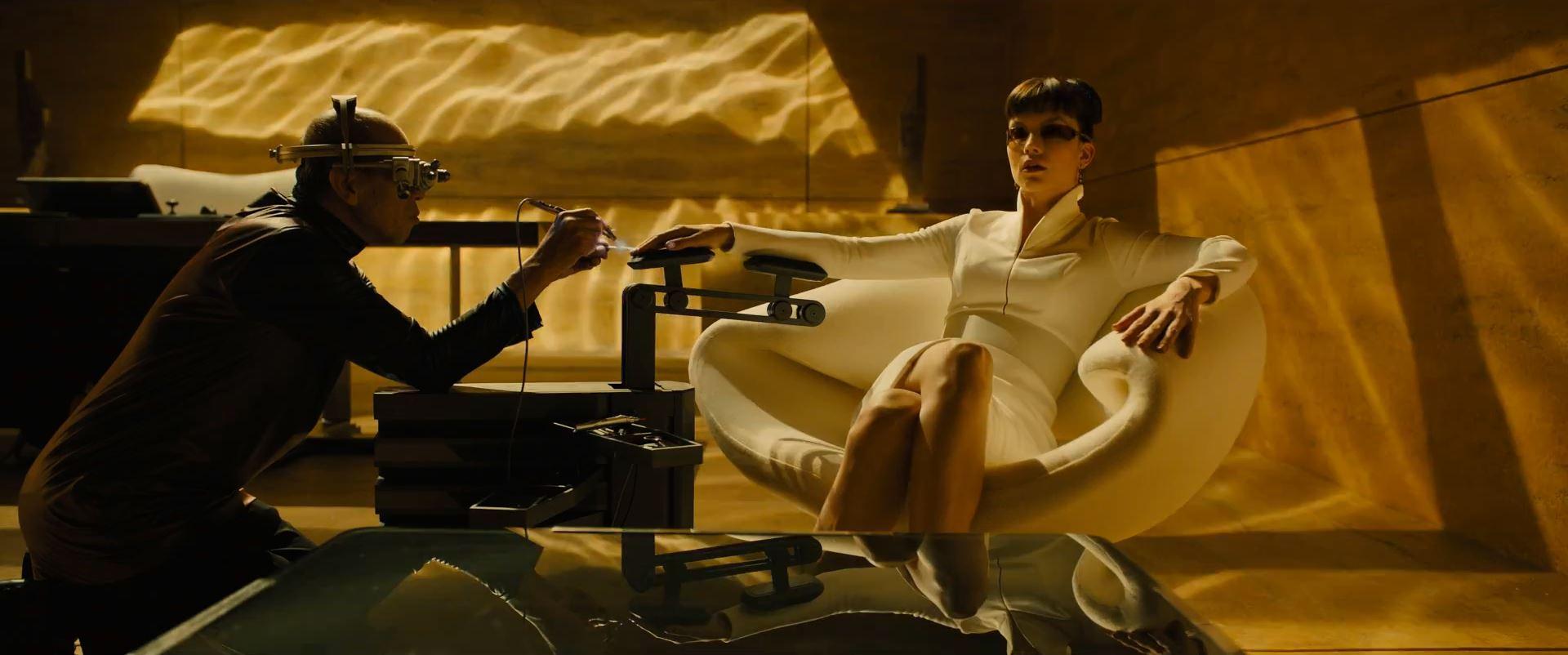 Sylvia Hoeks as Luv Blade Runner 2049