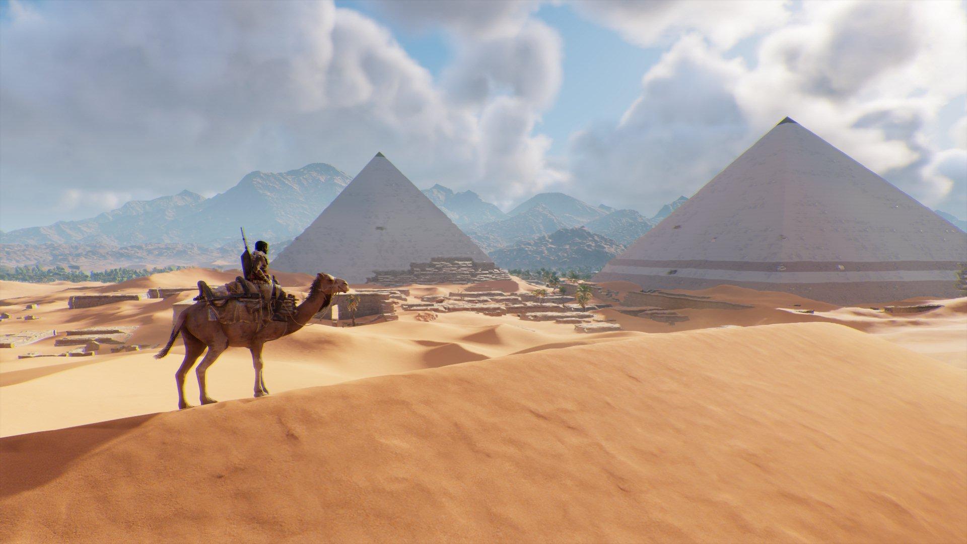 Assassin's Creed Origins - Pyramids of Giza