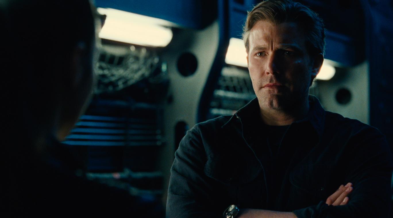 Justice League - Ben Affleck as Bryce Wayne