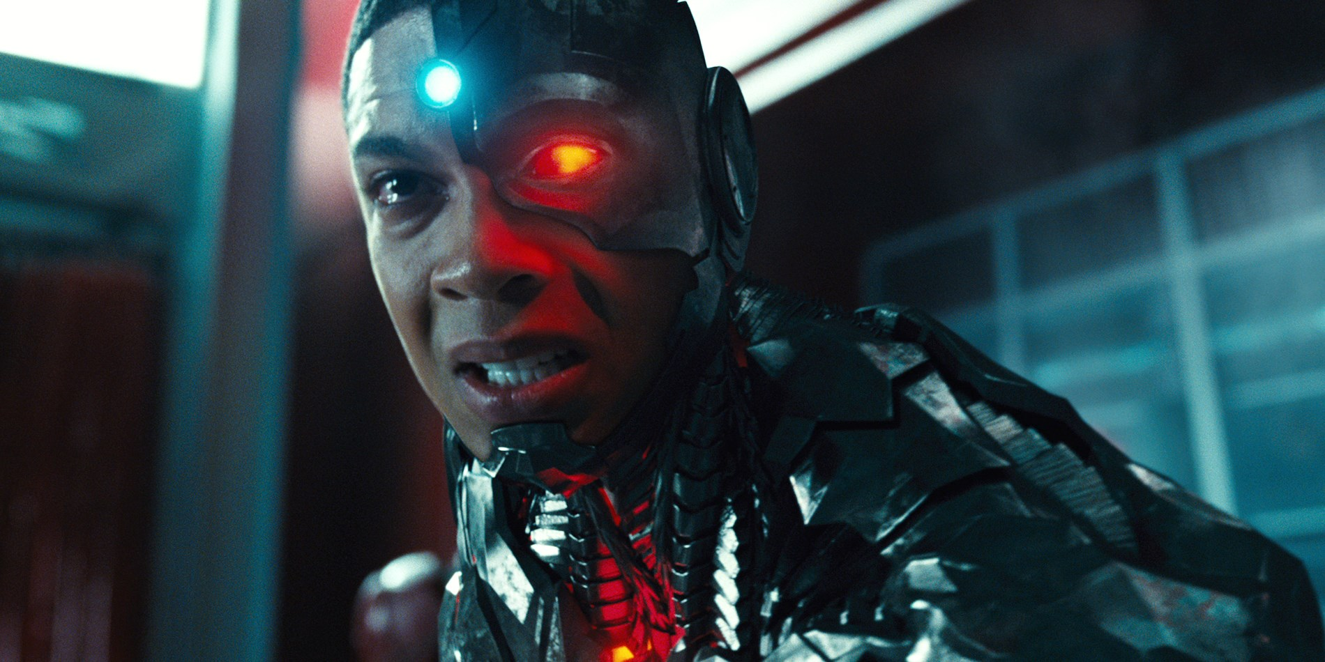 Justice League Ray Fisher as Victor Stone Cyborg