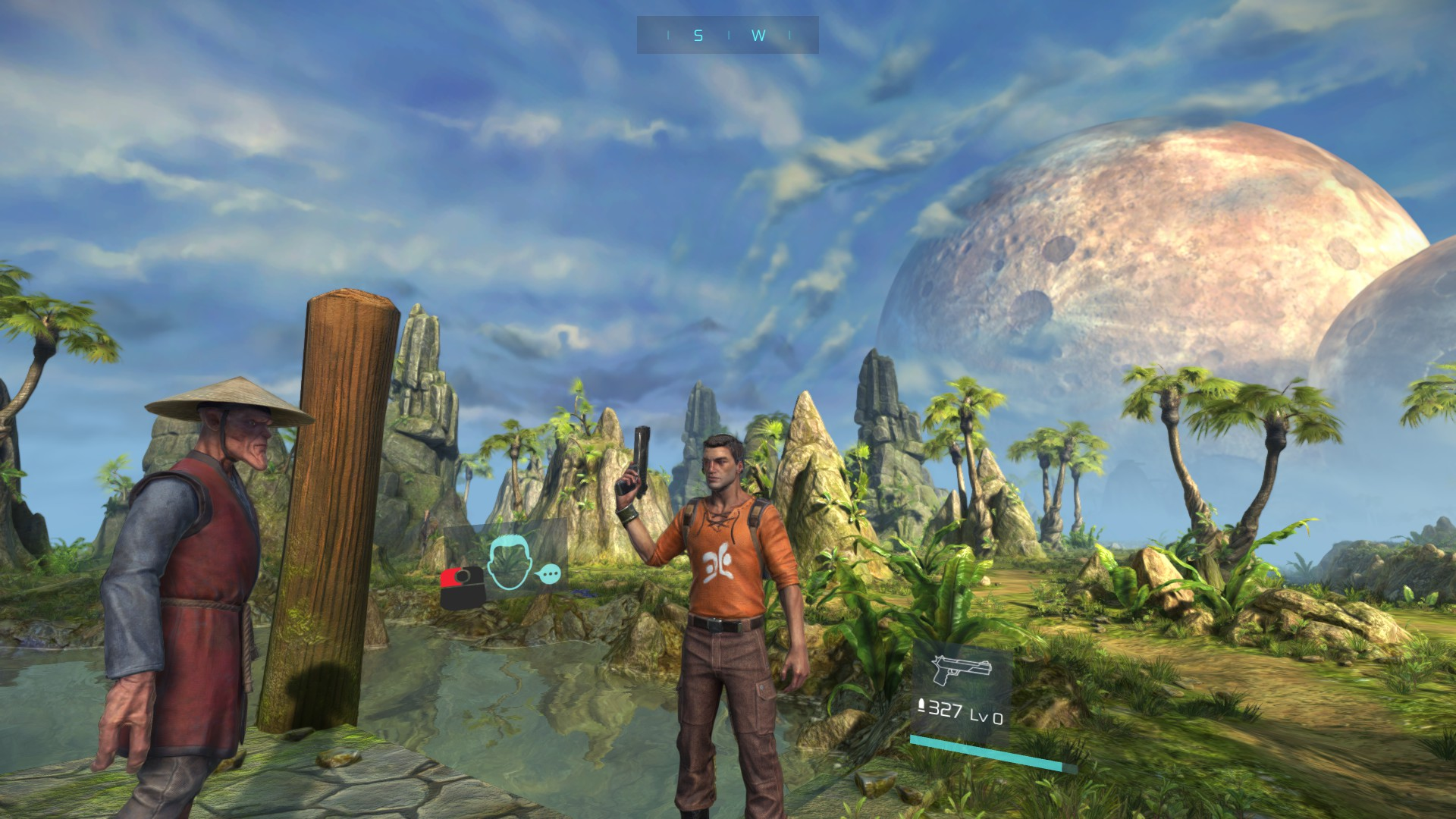 Outcast Second Contact Review 4