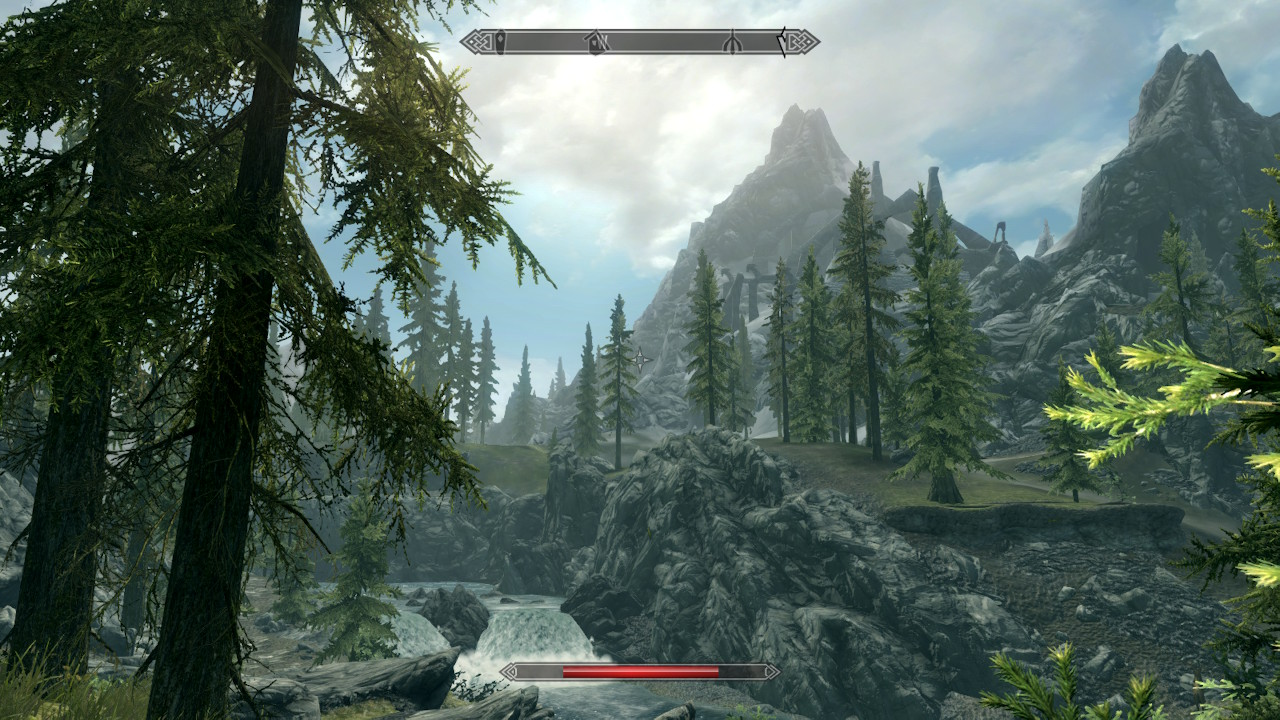 Skyrim on Nintendo Switch Review 2