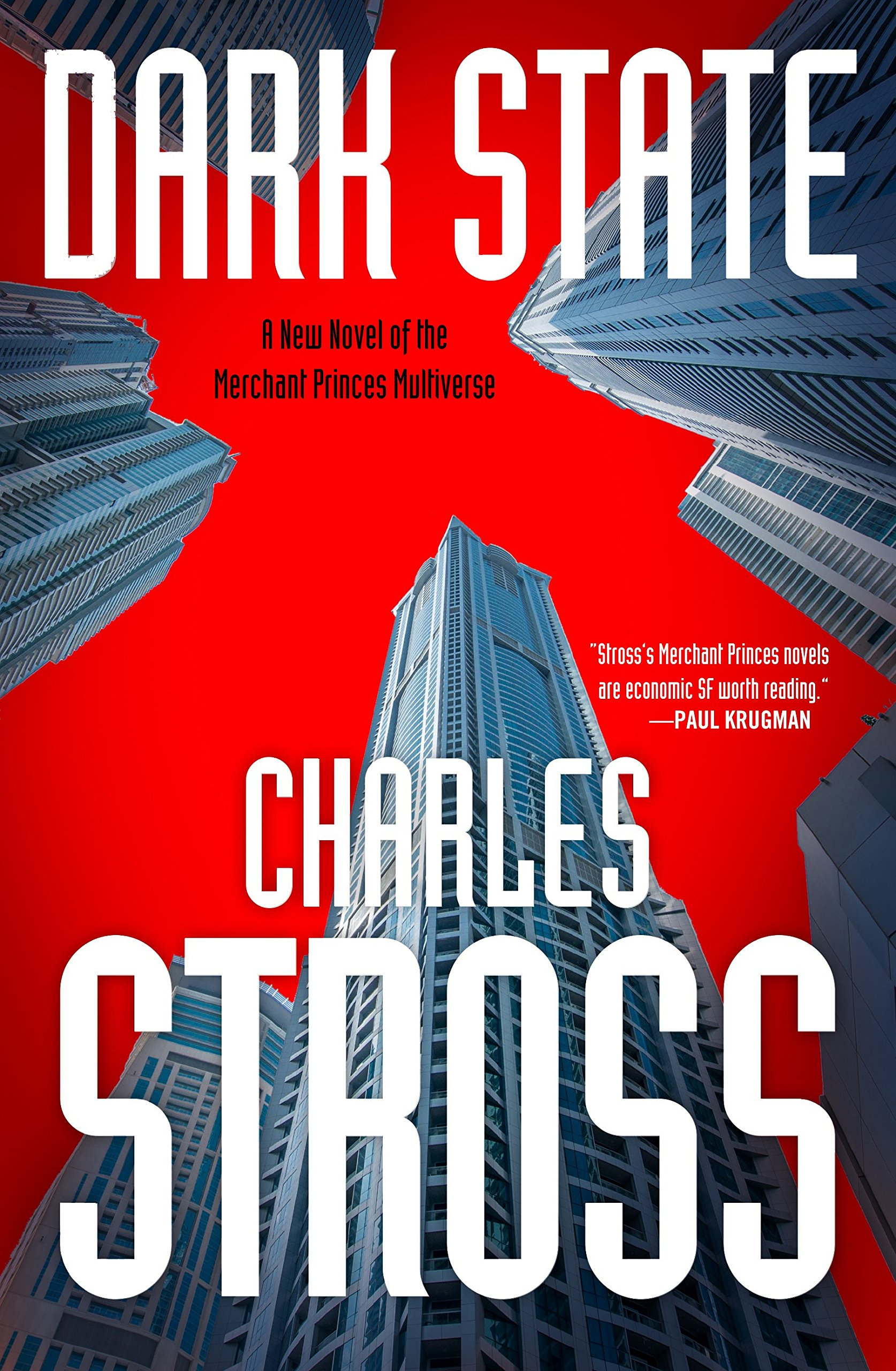 Dark State by Charles Stross cover