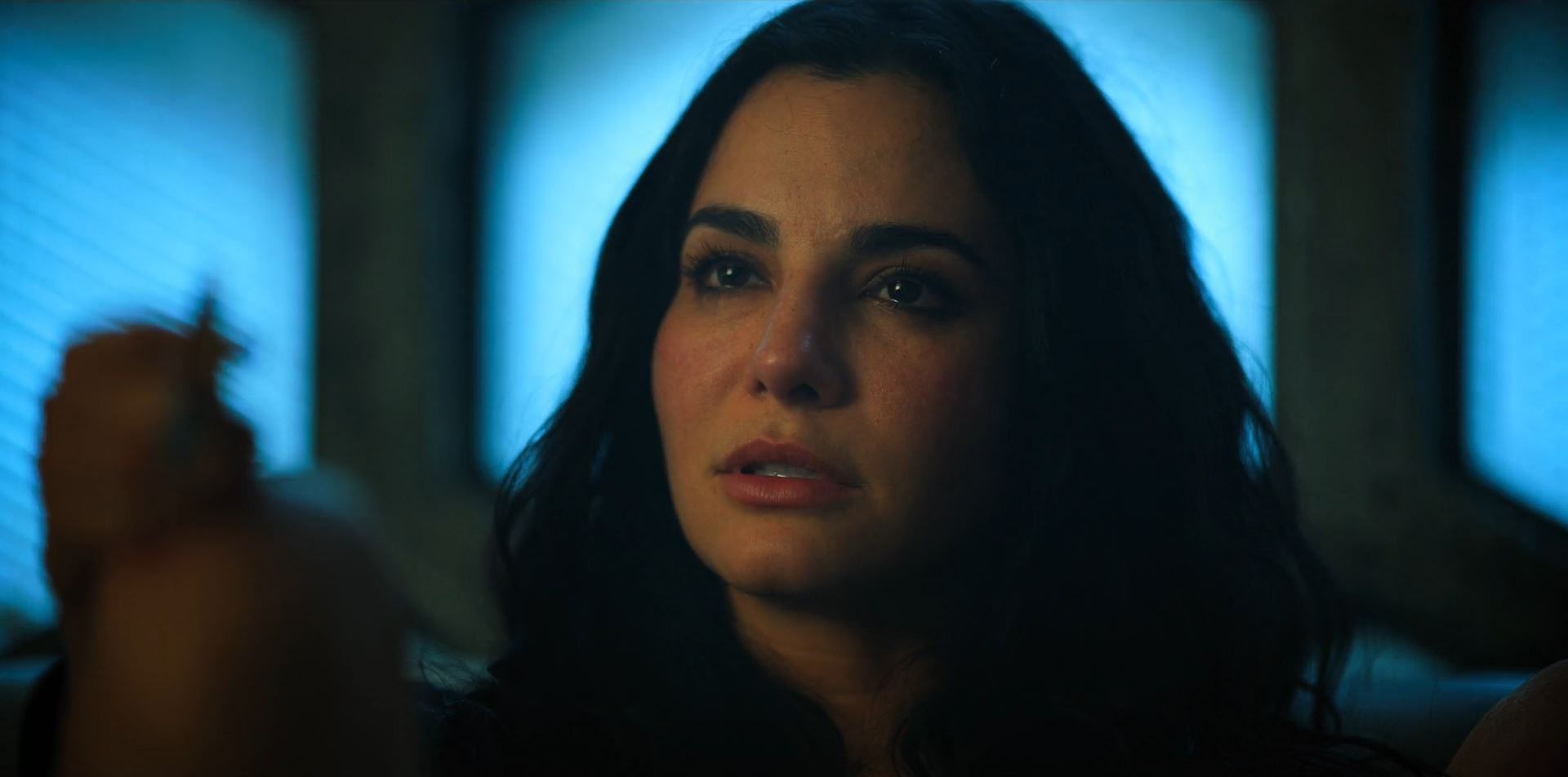 Altered Carbon - Martha Higareda as Kristin Ortega