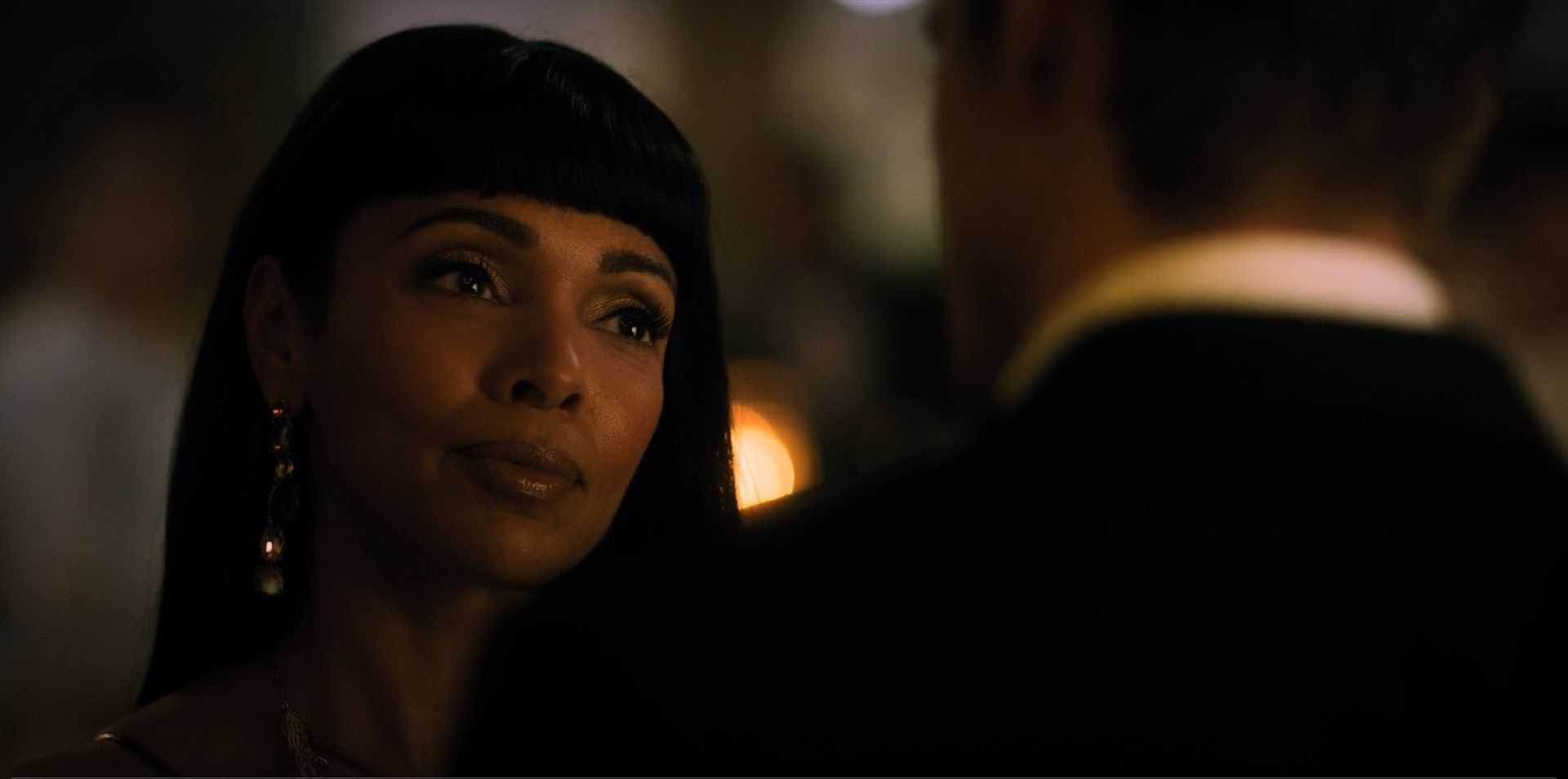 Altered Carbon - Tamara Taylor as Oumou Prescott