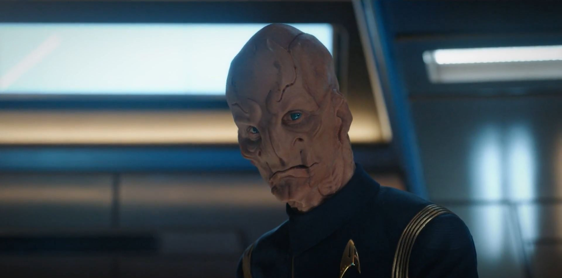 Star Trek Discovery - Saru (Doug Jones)