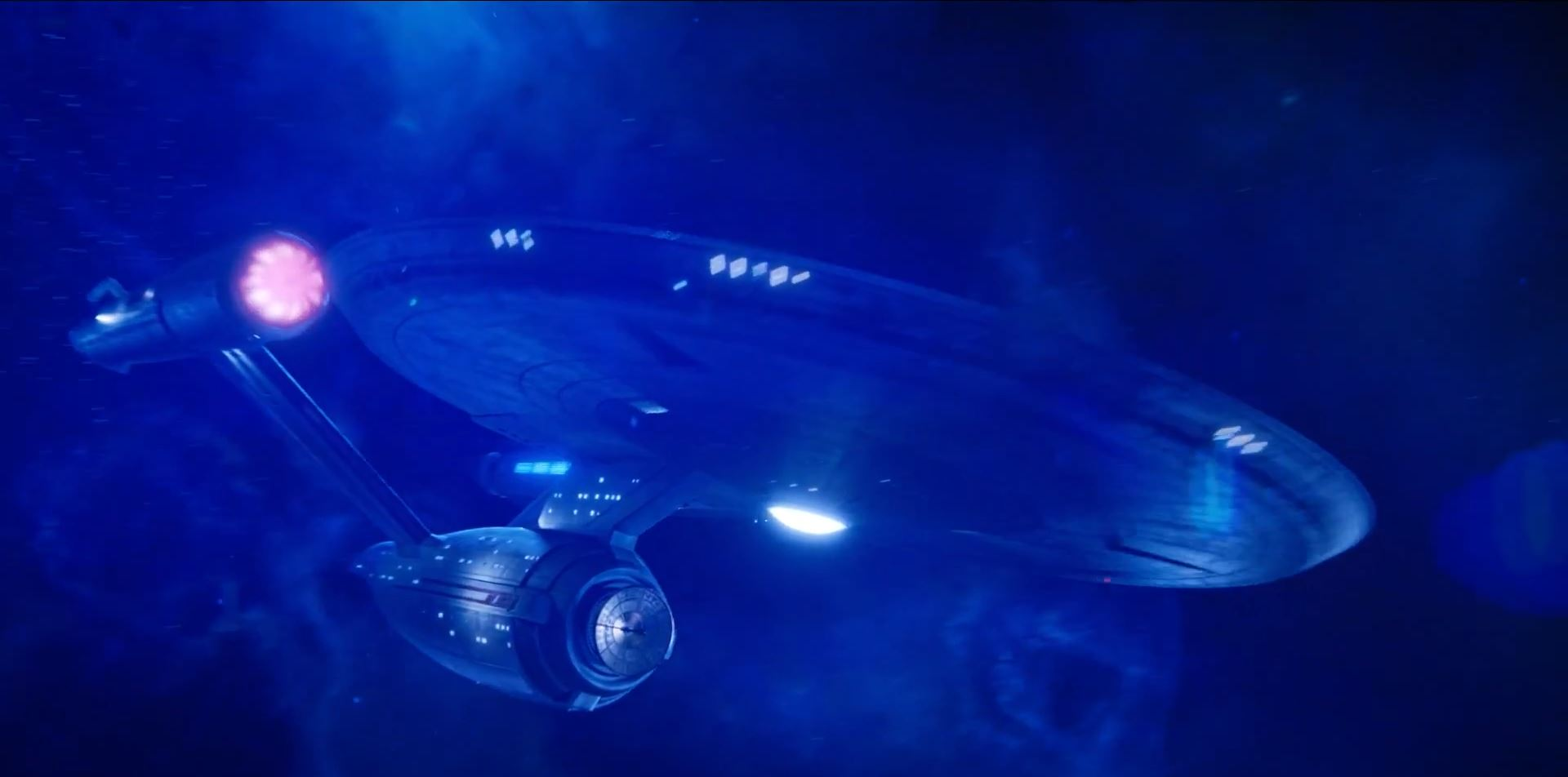 Star Trek Discovery - The Enterprise