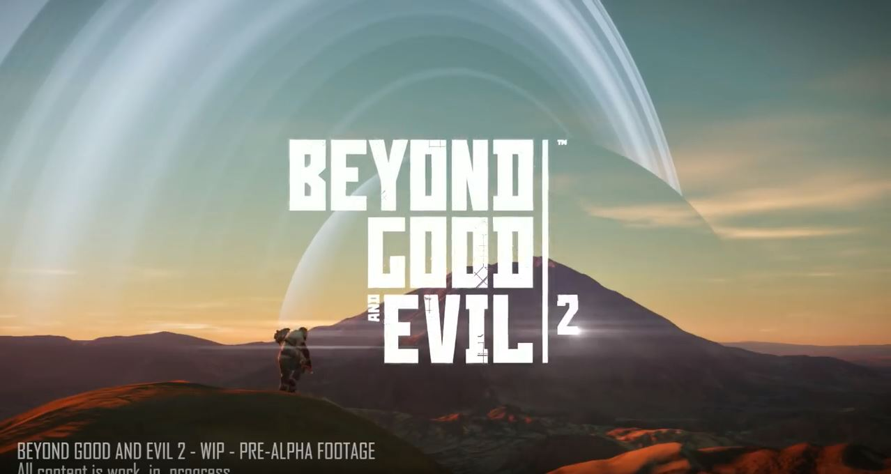 Beyond Good and Evil 2 - logo