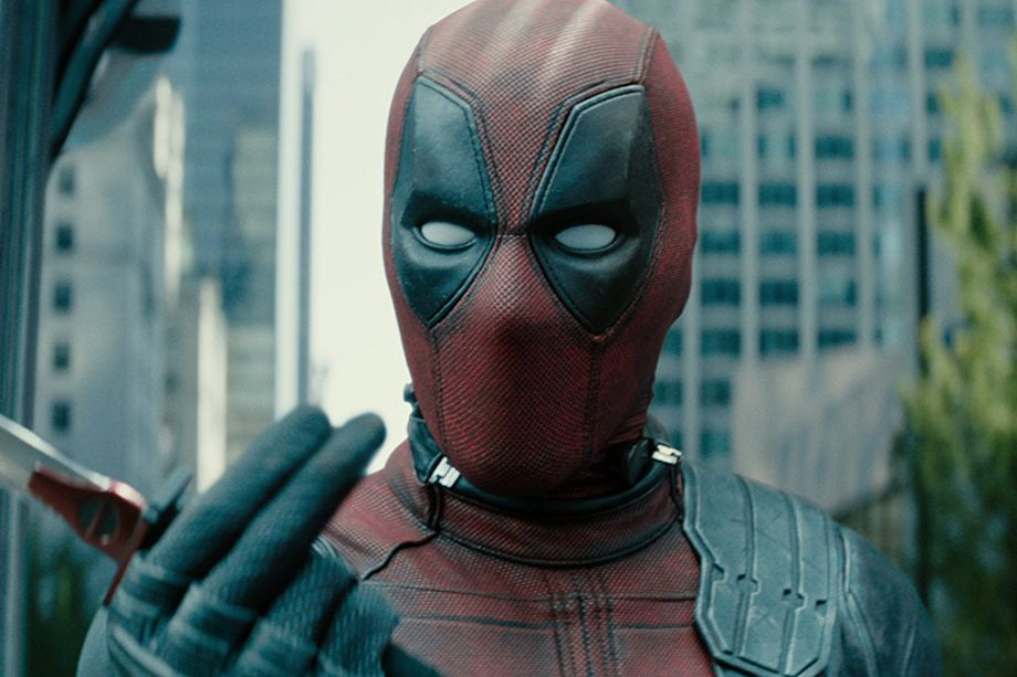 Deadpool 2 review Deadpool