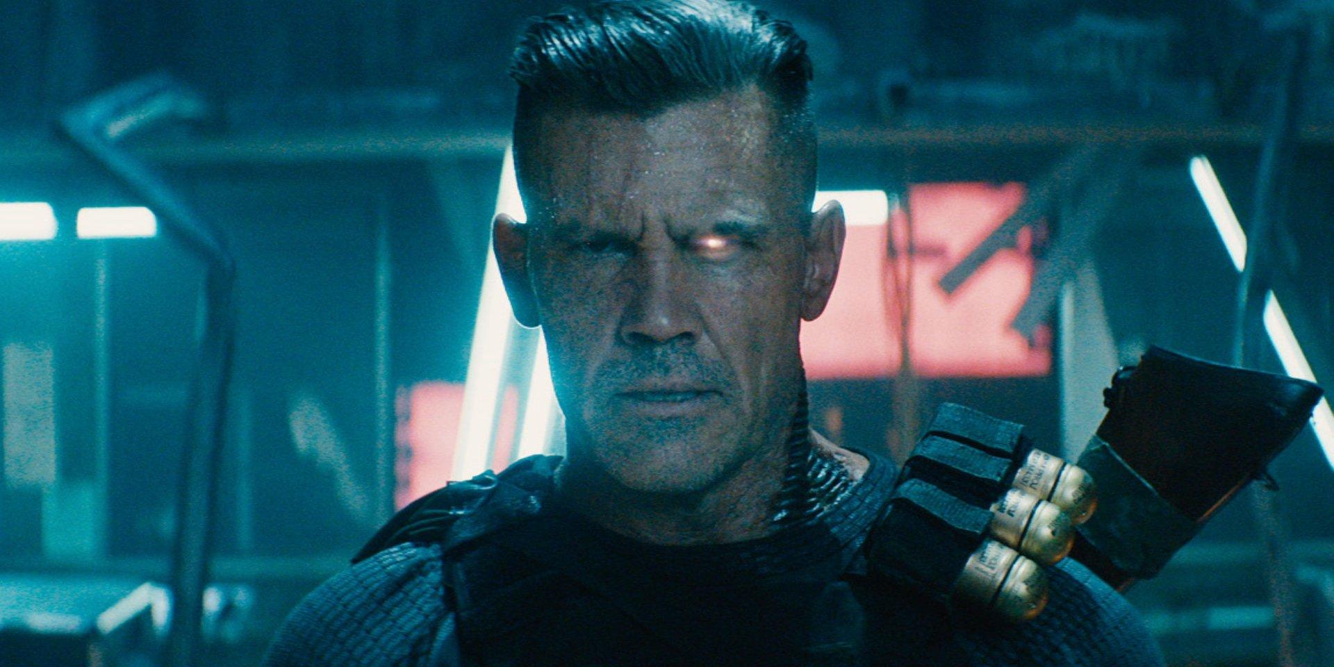 Josh Brolin Deadpool 2 review