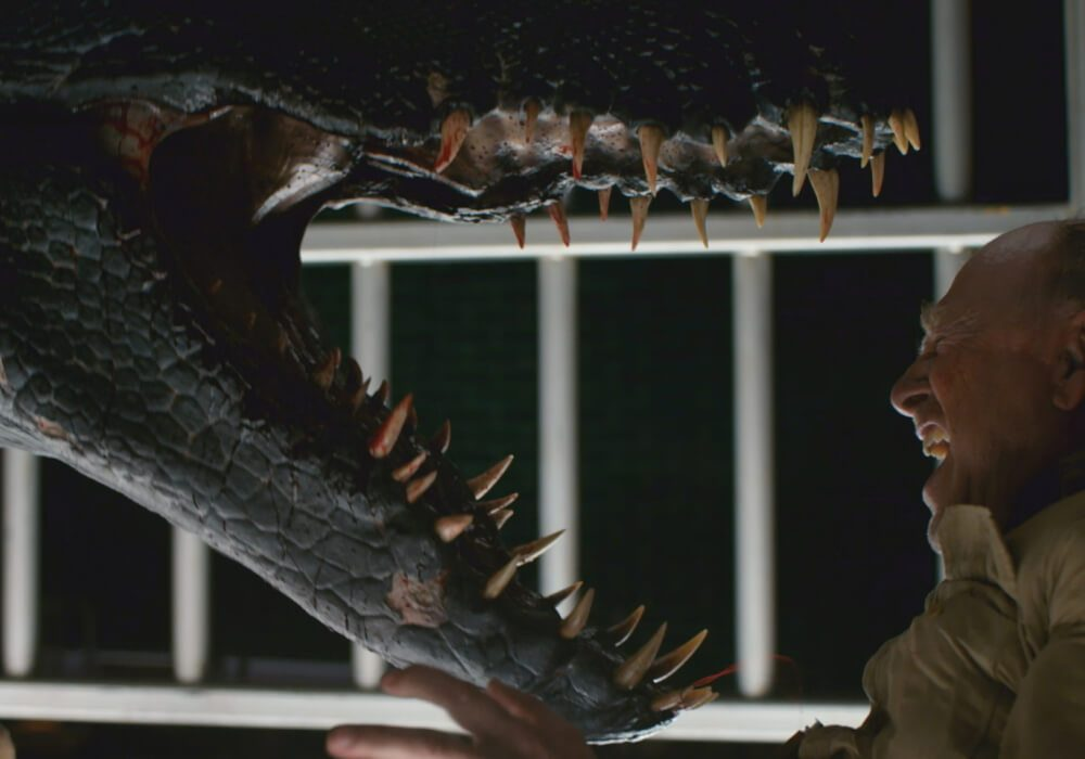 Jurassic World Fallen Kingdom Review Indoraptor and Wheatley