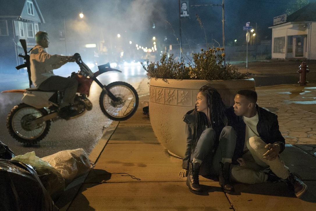 The First Purge - Lex Scott Davis and Joivan Wade