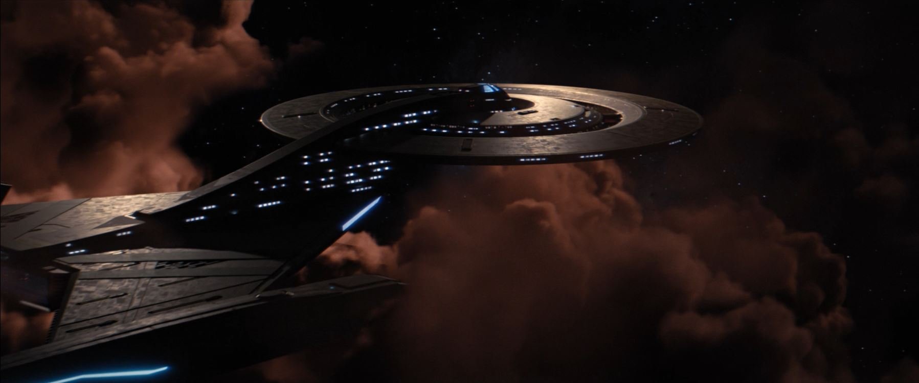USS Discovery - Star Trek Discovery S02E02 New Eden Review