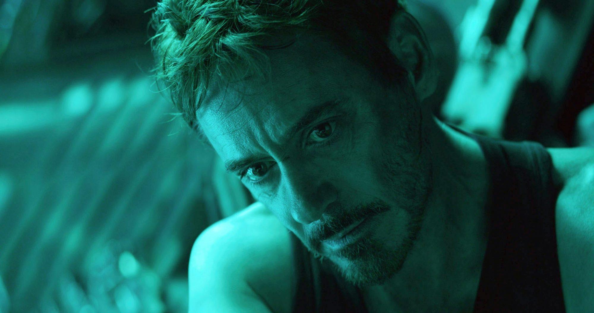 Avengers Endgame Review - Robert Downey Jr as Tony Stark
