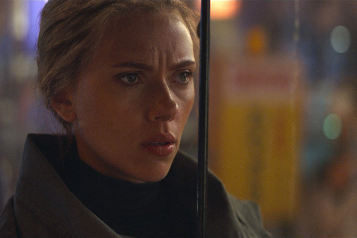 Avengers Endgame Review - Scarlett Johansson as Black Widow