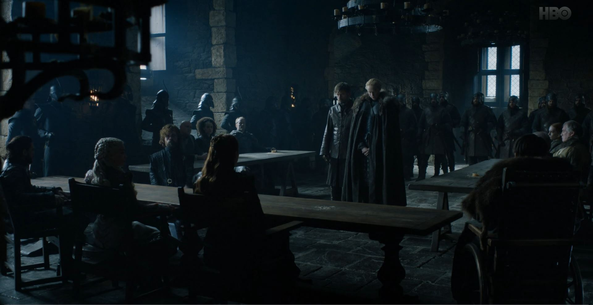 Game of Thrones S08E02 A Knight of the Seven Kingdoms Review - Brienne speaks about Jaime's character