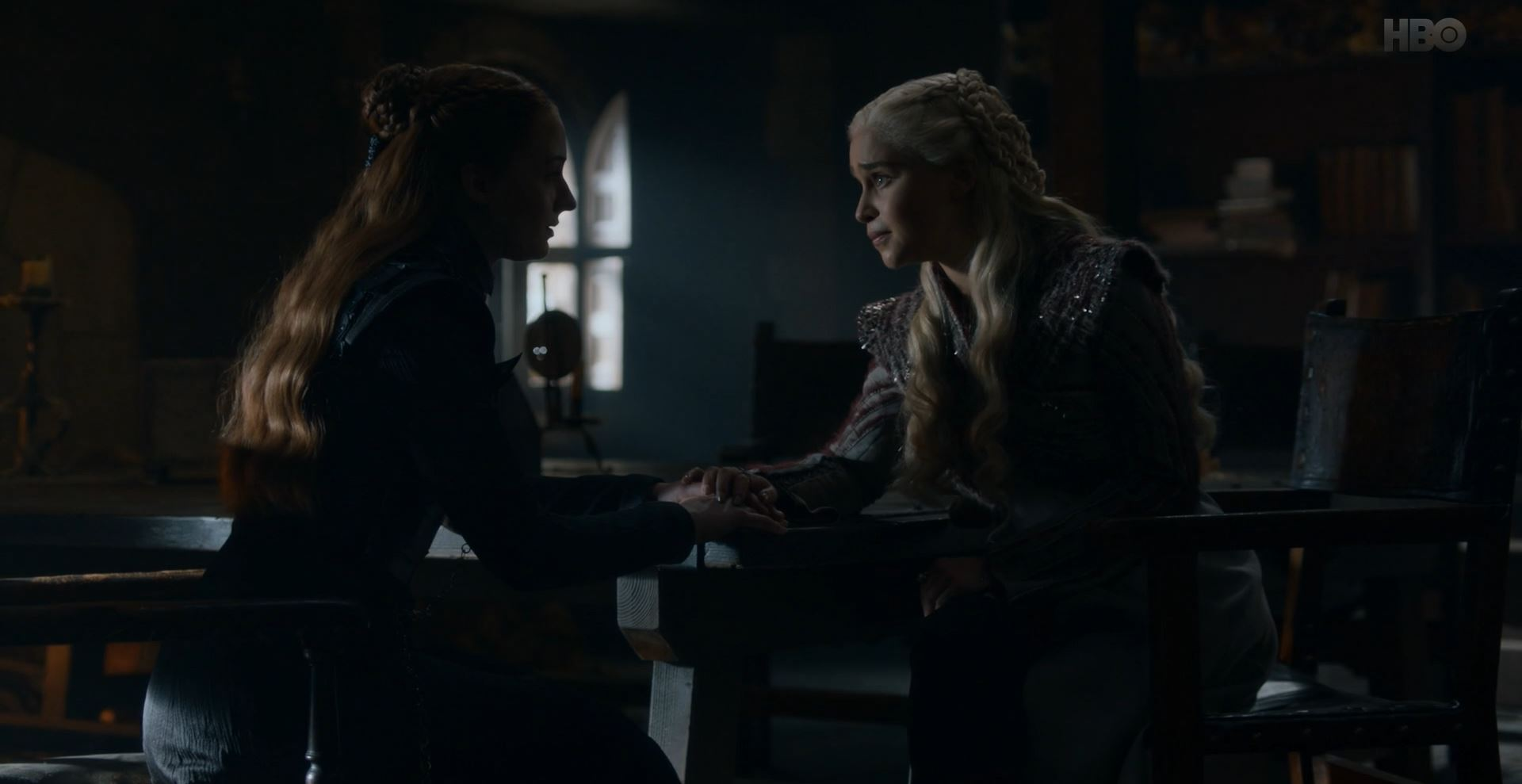 Game of Thrones S08E02 A Knight of the Seven Kingdoms Review - Sansa and Dany discuss Jon and Tyrion