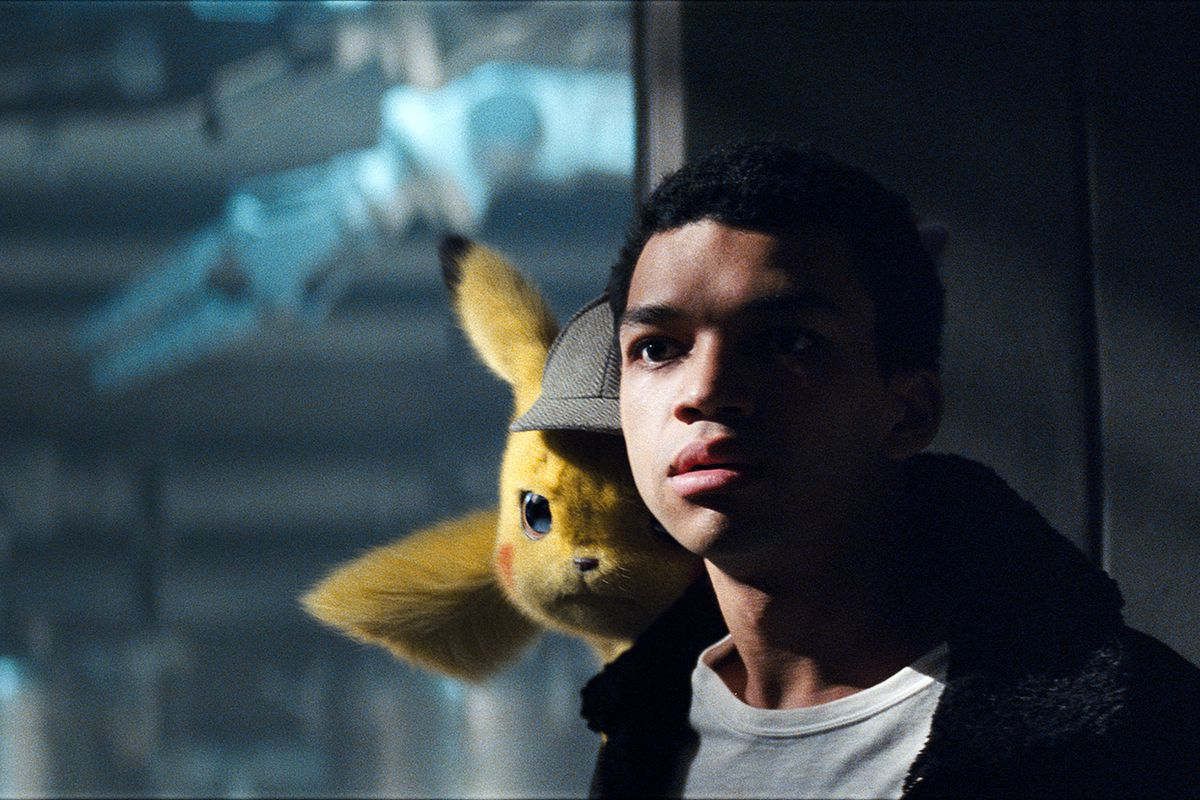 Pokémon Detective Pikachu Review - Justice Smith