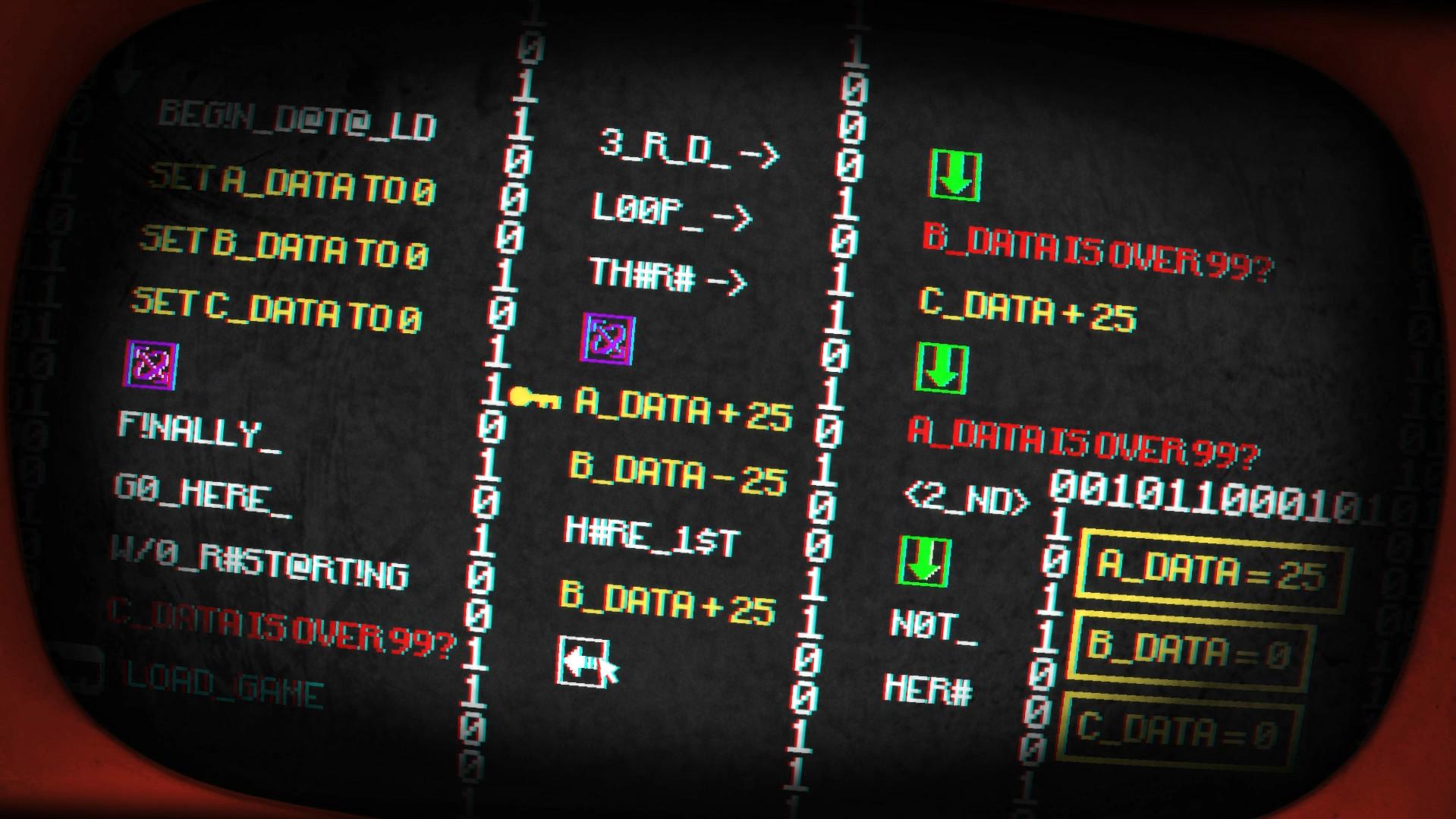 Programming Games - Pony Island