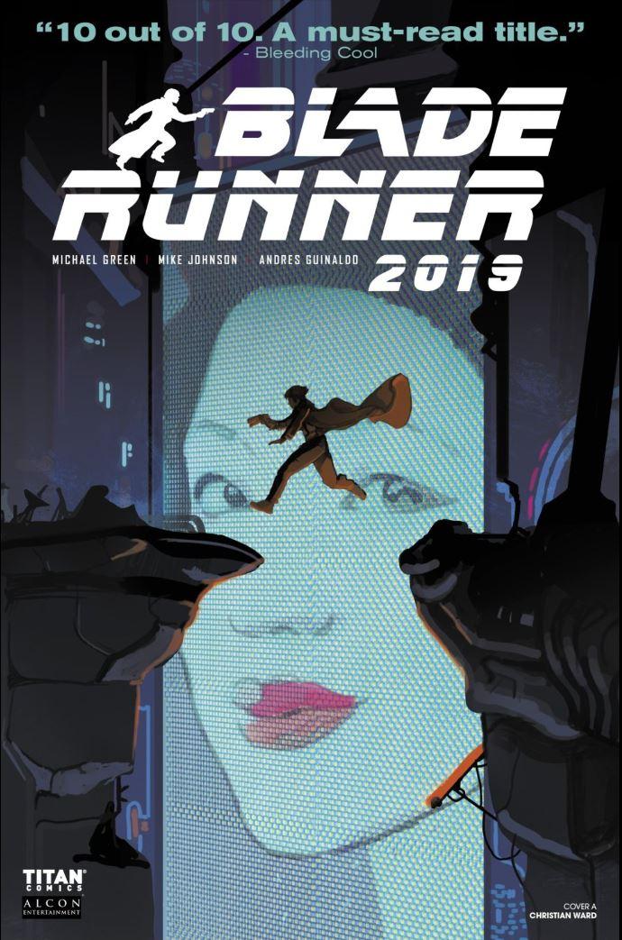 Blade Runner 2019 issue 2 screen 3