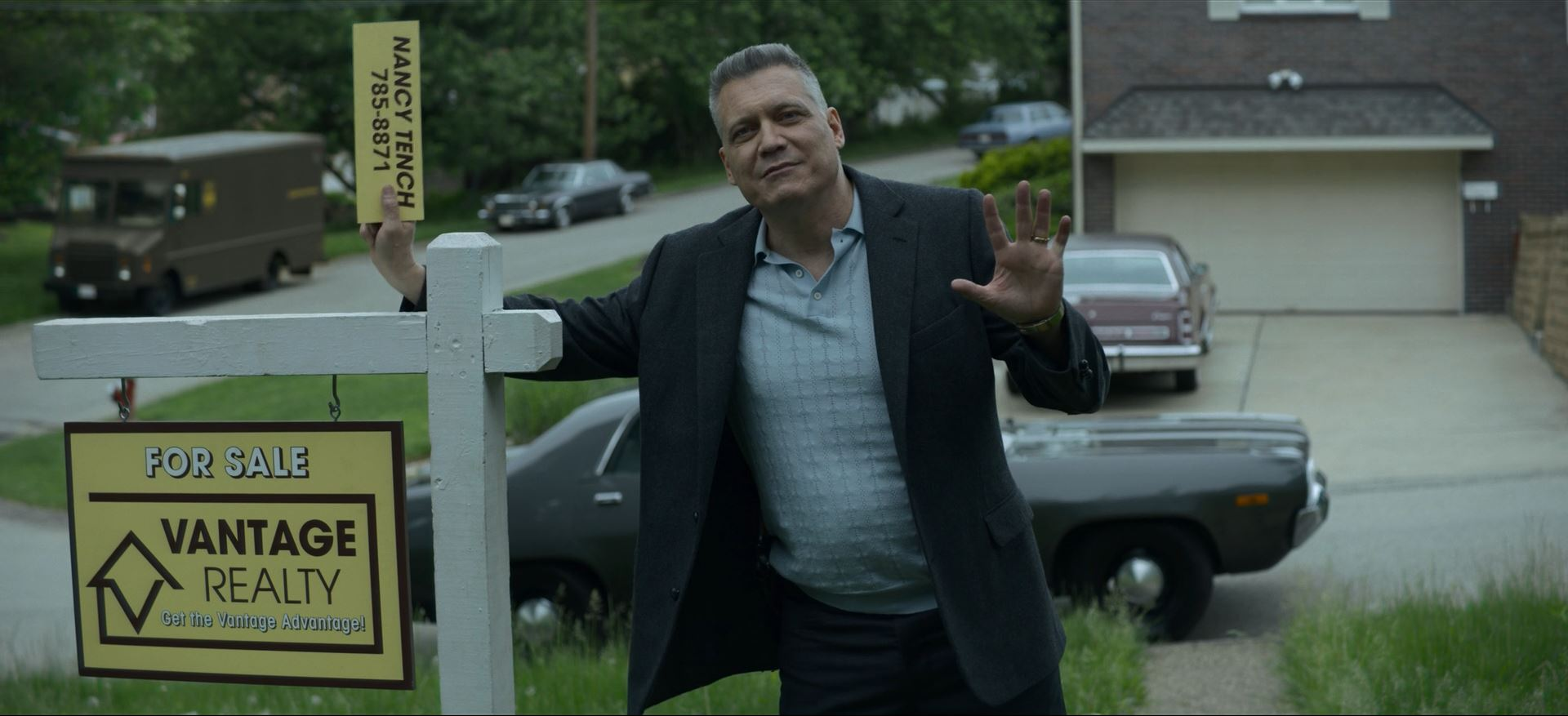 Mindhunter Season 2 Review - Holt McCallany as Bill Tench